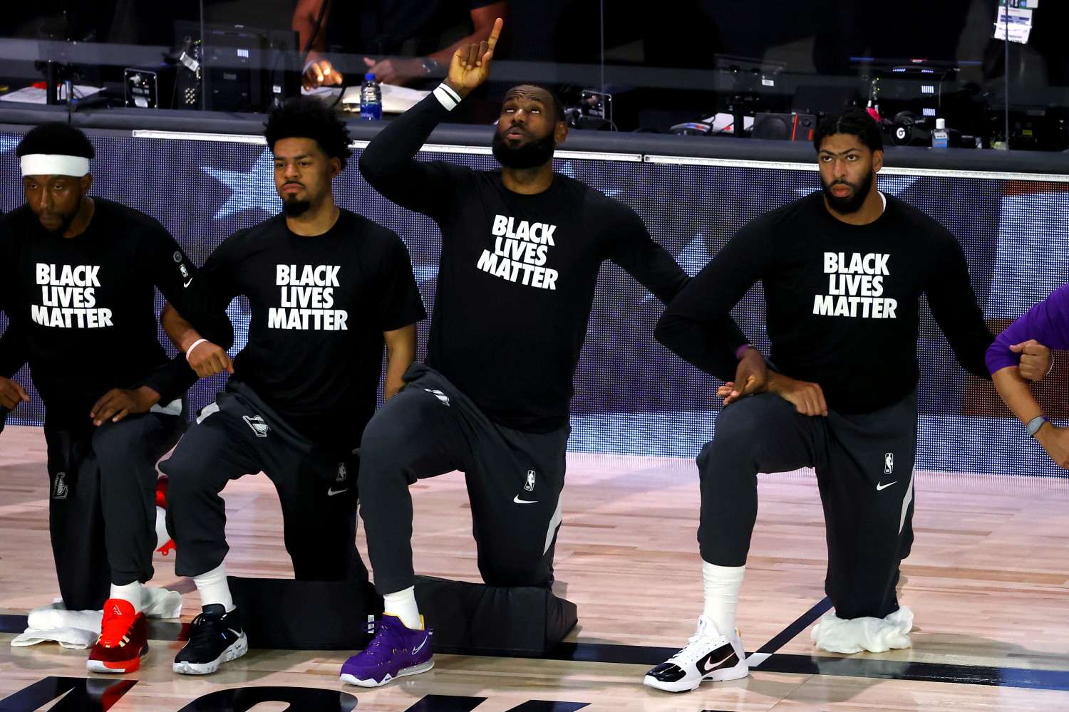 LeBron James and Donald Trump are on the opposite sides of the anthem protest issue. James, however, just made his feelings about Trump known.