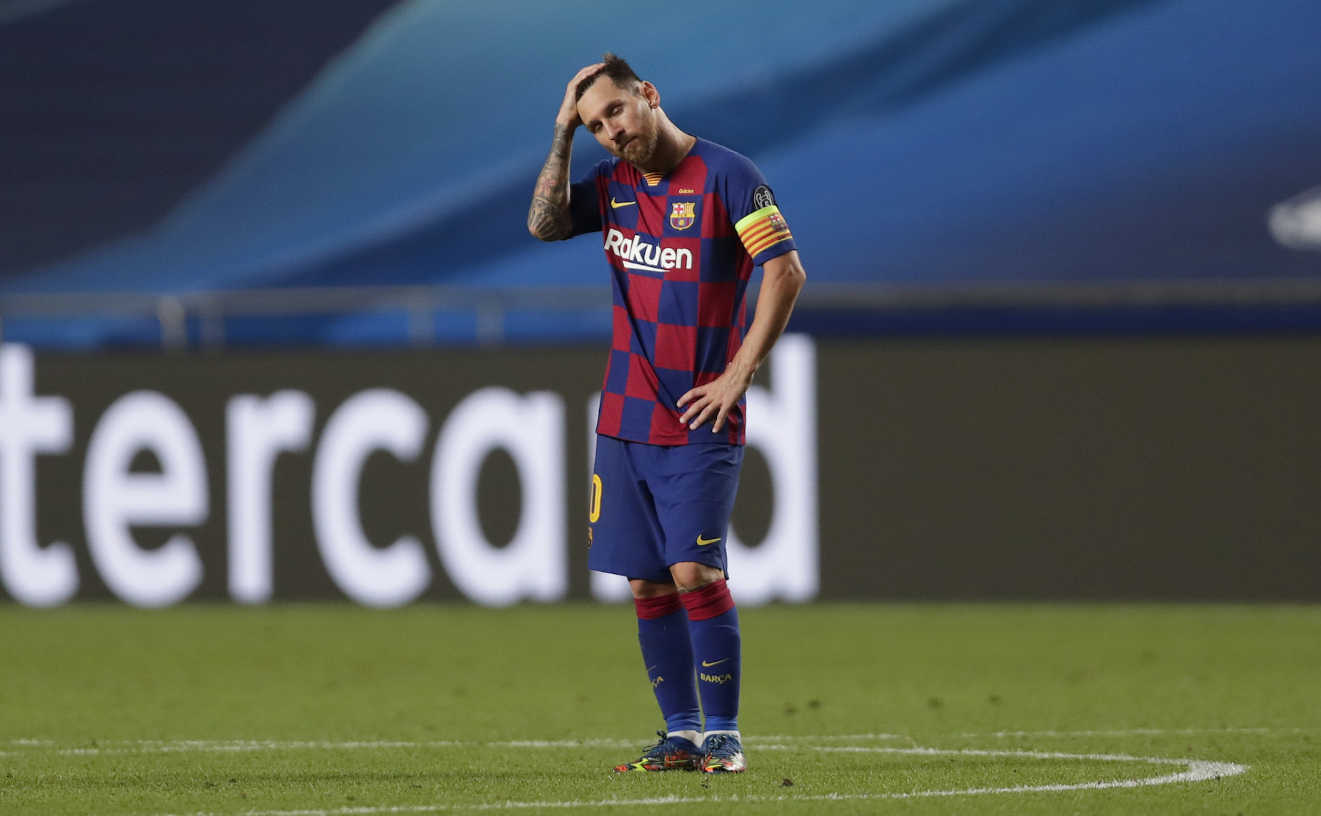 Lionel Messi might not be allowed to leave Barcelona for less than $830 million.