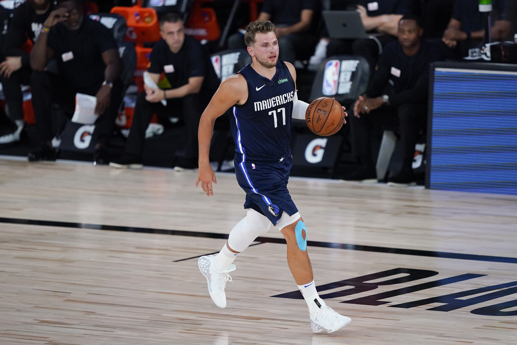 After a great rookie year, Luka Doncic has become a star with the Mavericks. However, he doesn't want to win the Most Improved Player award.