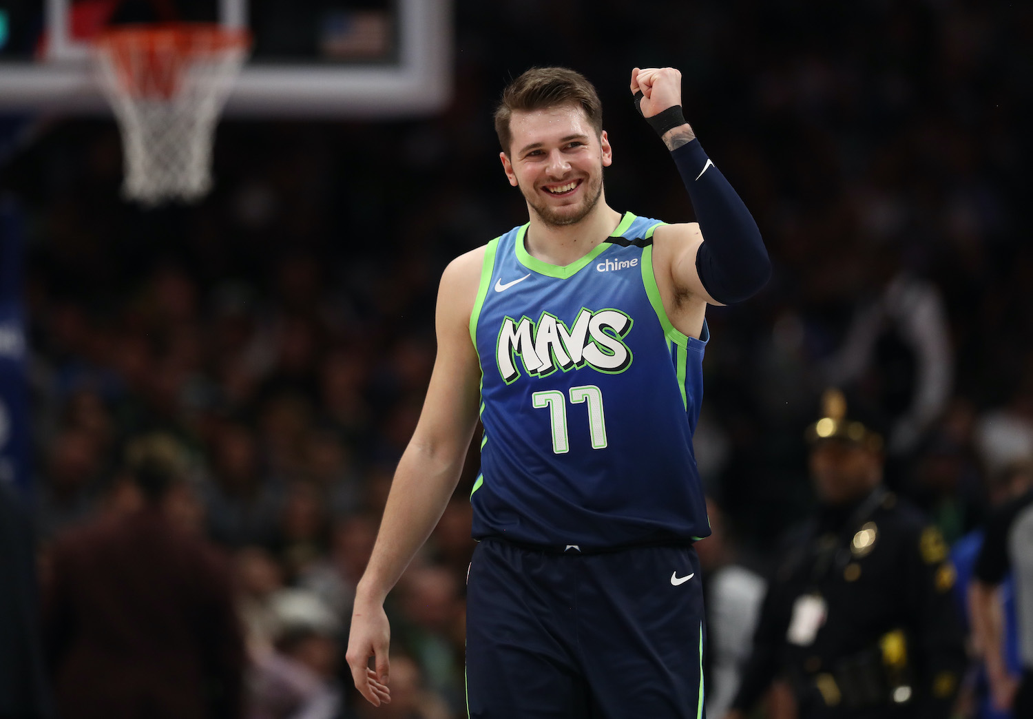 Luka Doncic is already showing he has what it takes to be the greatest Dallas Mavericks player ever in just his second year as a pro.