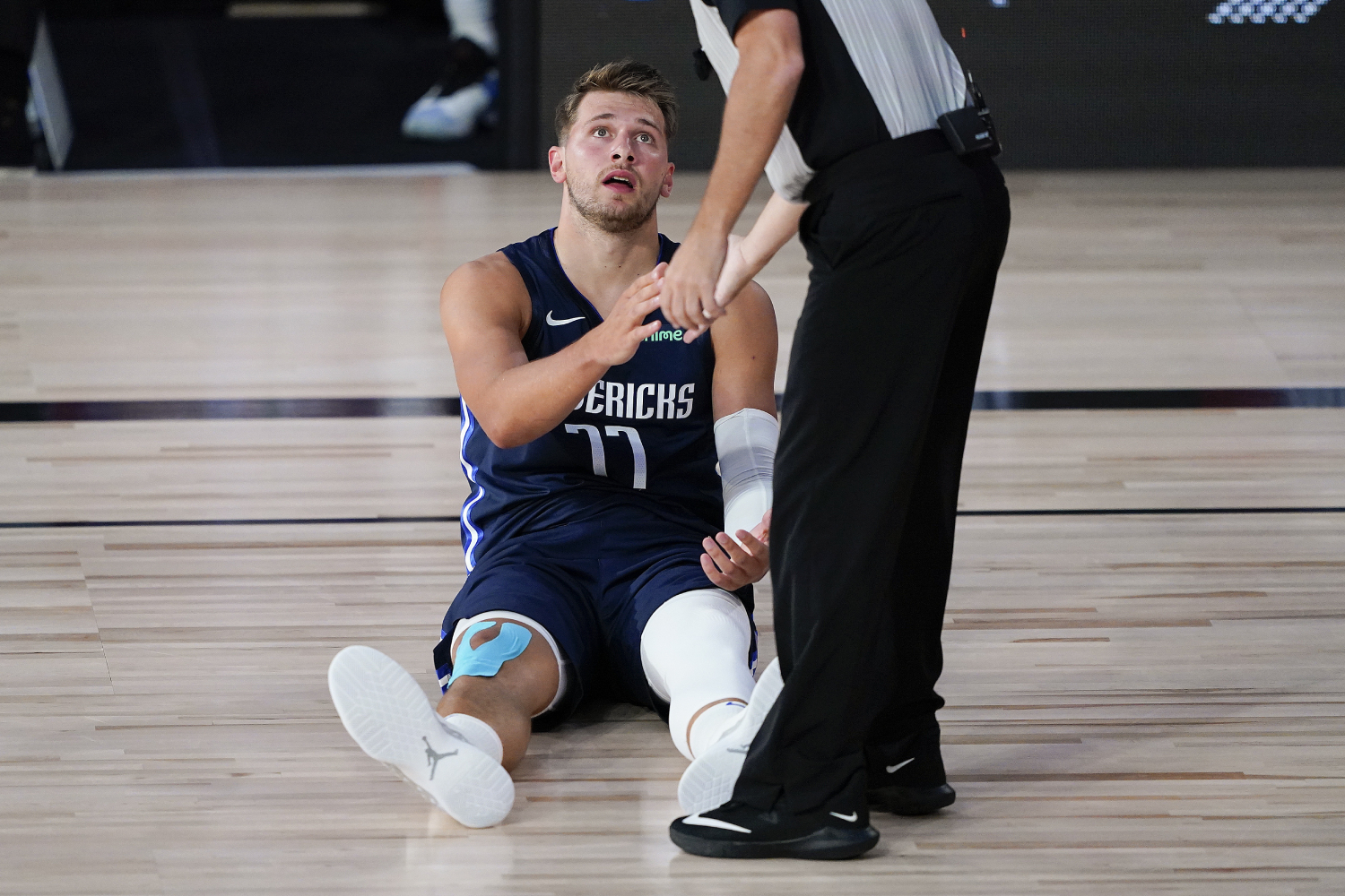 Is Luka Doncic a Chronic Complainer or Just a Big-Time Competitor?