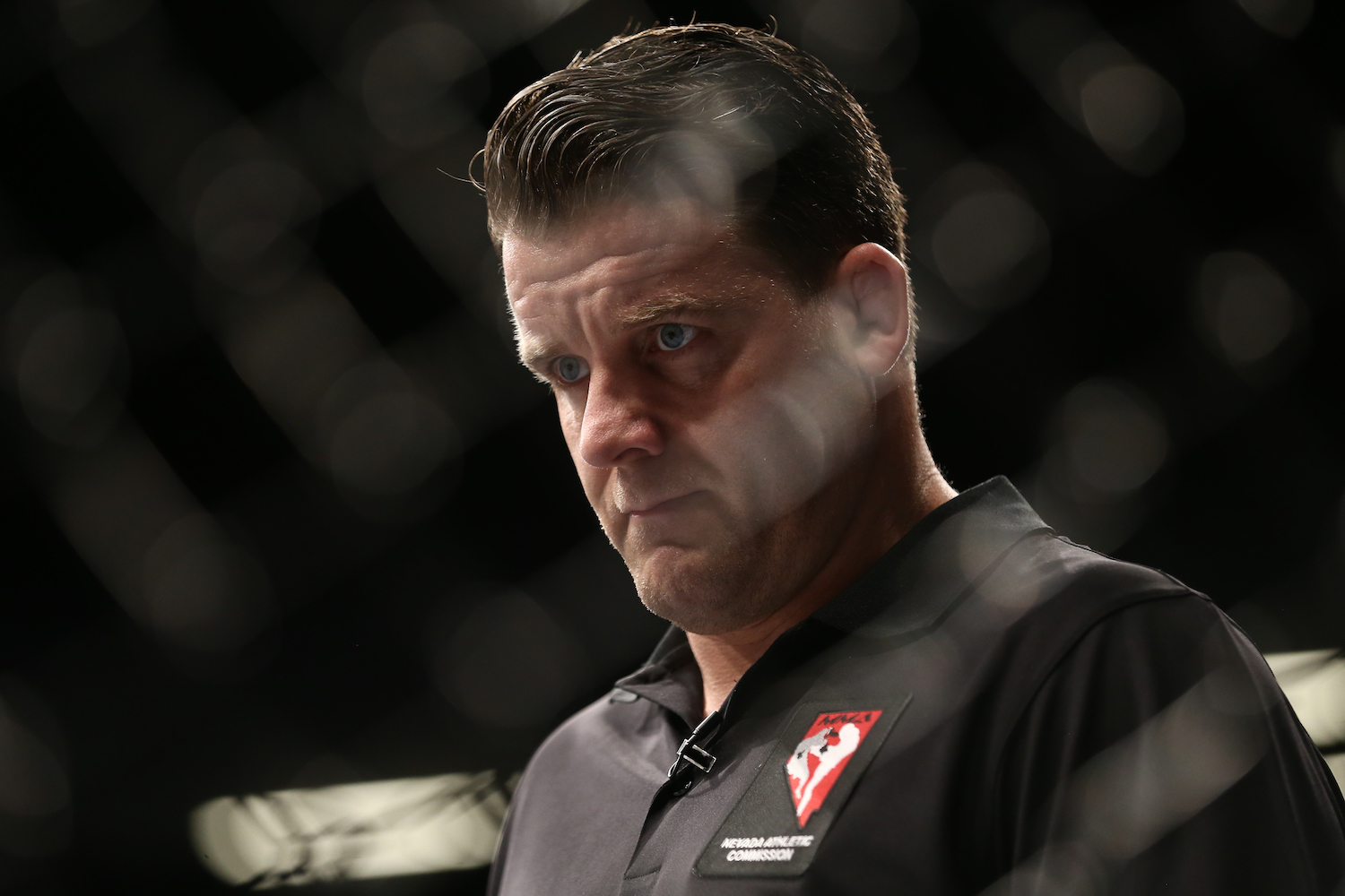 Veteran UFC Referee Marc Goddard Attacked by Fighter at Conclusion of Bout