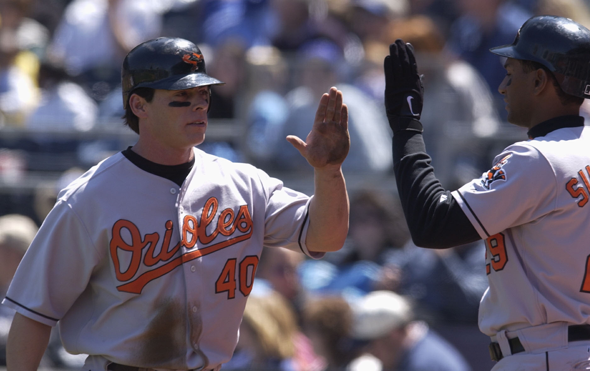 Marty Cordova won the AL Rookie of the Year Award and played nine seasons. But he's best known for a tanning incident gone wrong in Baltimore.