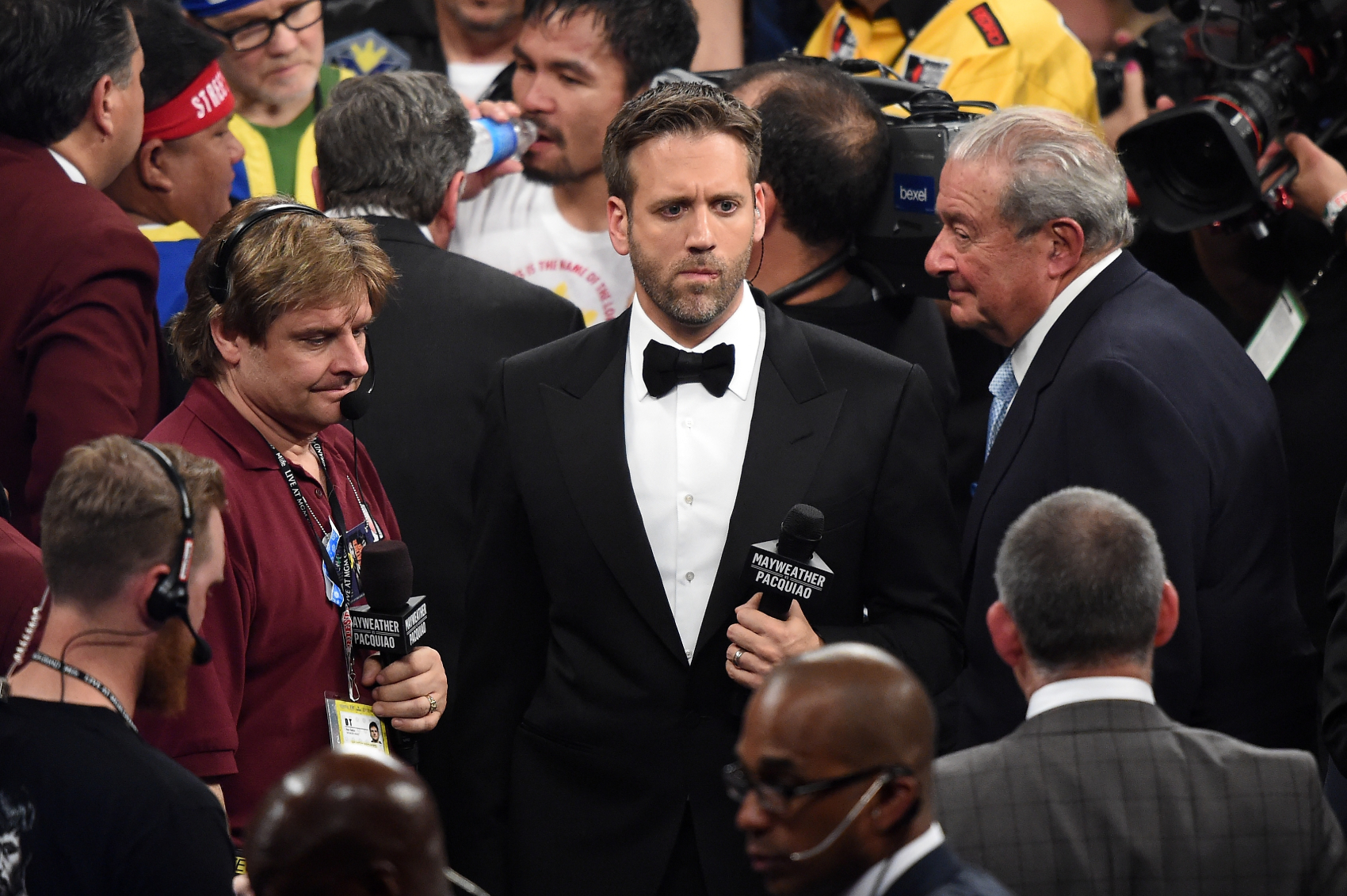 In a discussion about football games potentially not being played, ESPN's Max Kellerman just ticked off a bunch of Donald Trump supporters.