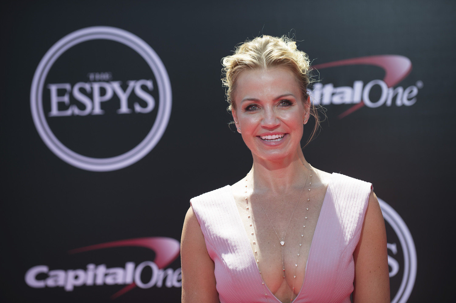 The 45-year old daughter of father (?) and mother(?) Michelle Beadle in 2020 photo. Michelle Beadle earned a  million dollar salary - leaving the net worth at  million in 2020