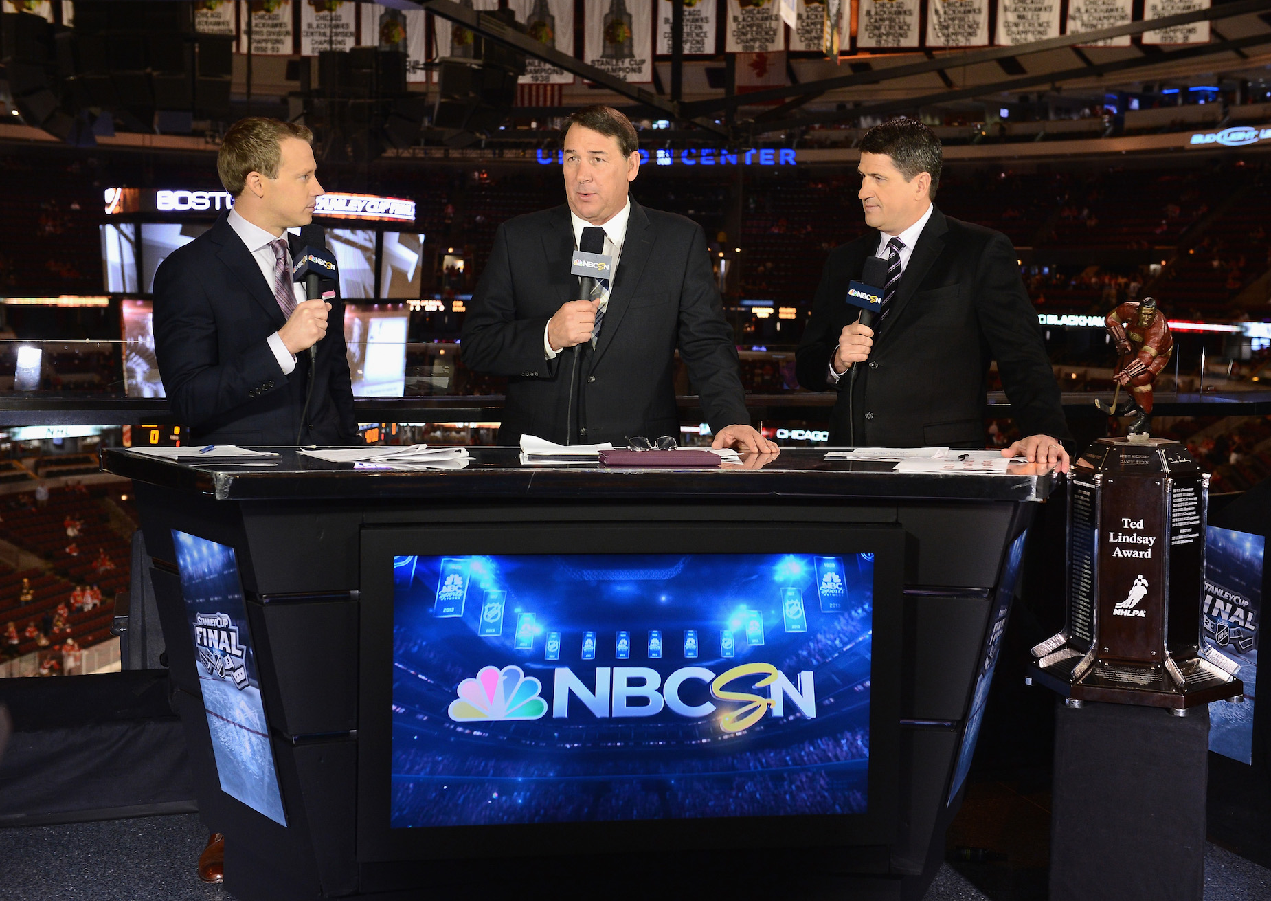 Mike Milbury Has a History of Terrible Decisions, Beginning Long Before He Called Women a Distraction