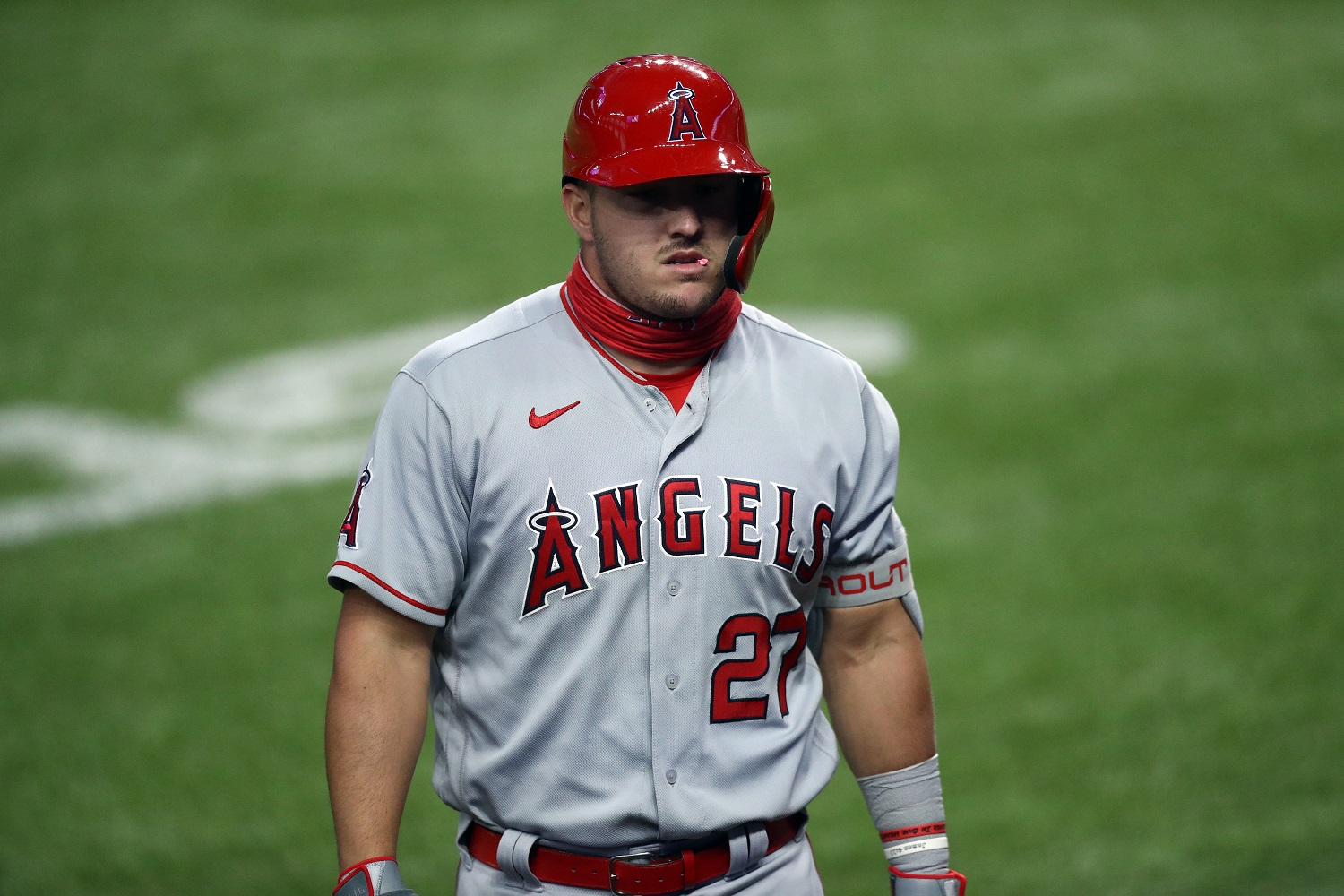 Mike Trout's Stats Over His Last 162 Games Are Just Ridiculous