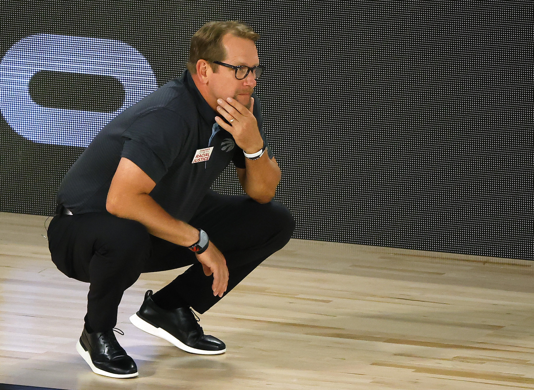 Toronto Raptors coach Nick Nurse almost quit basketball before making it to the NBA.