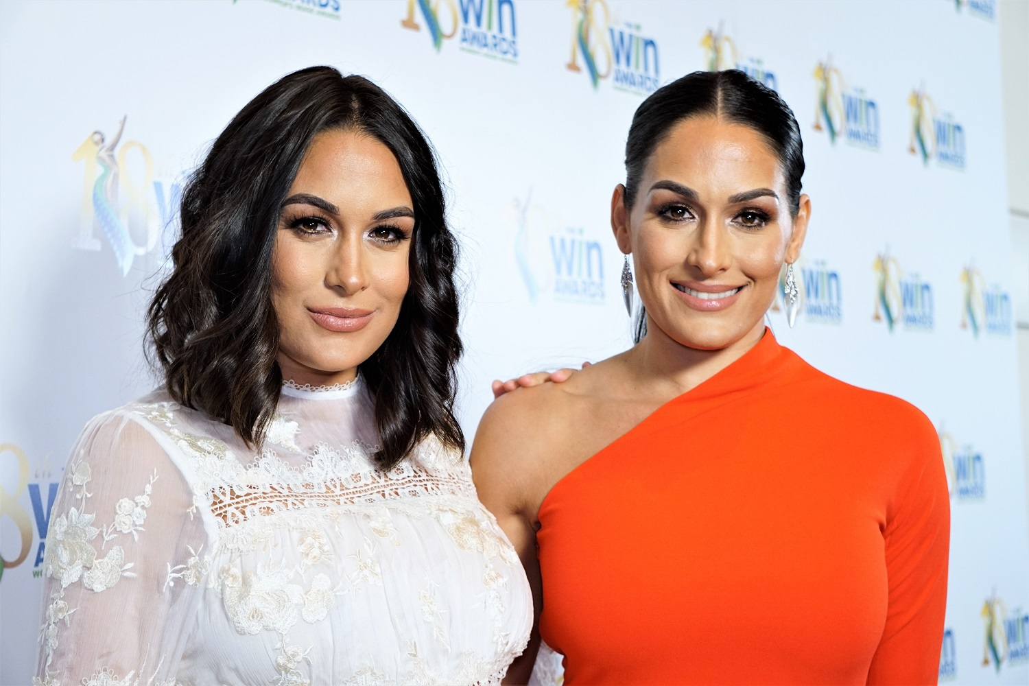 The Bella Twins, Nikki and Brie