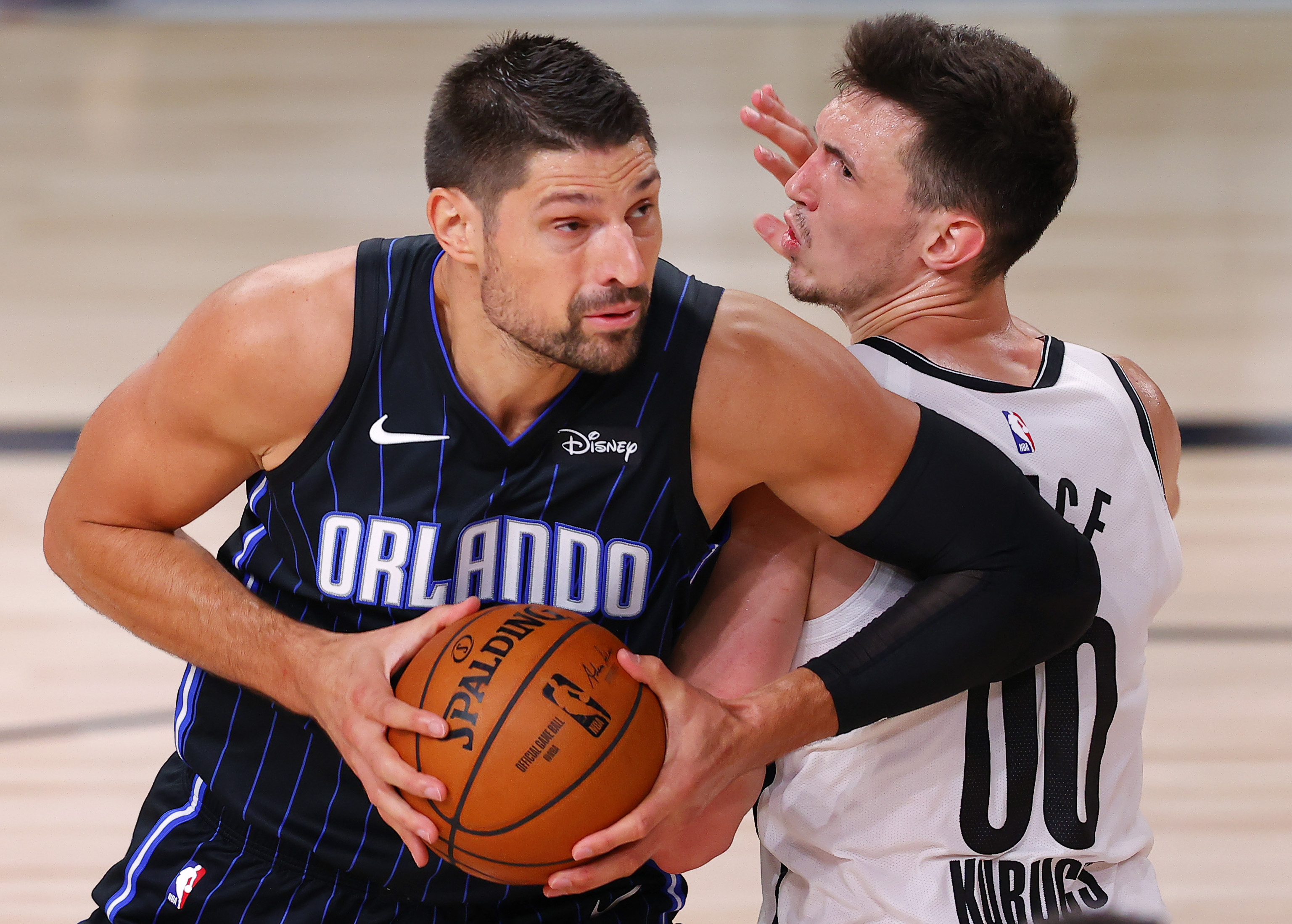 Nikola Vucevic Joined Elite Company After Dominating the Milwaukee Bucks in Game 1