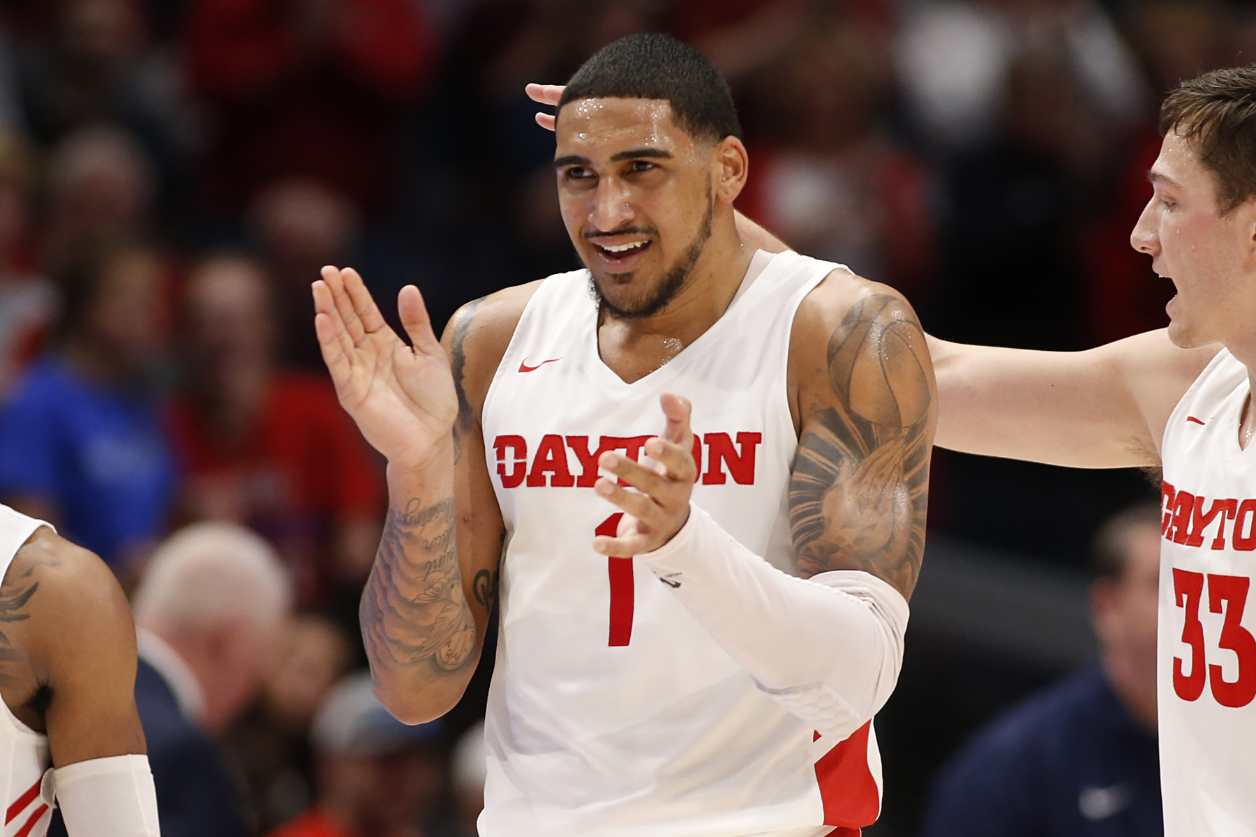Obi Toppin was a star for the Dayton Flyers. Now, he can become the next LeBron James if the Cleveland Cavaliers select him in the NBA draft.