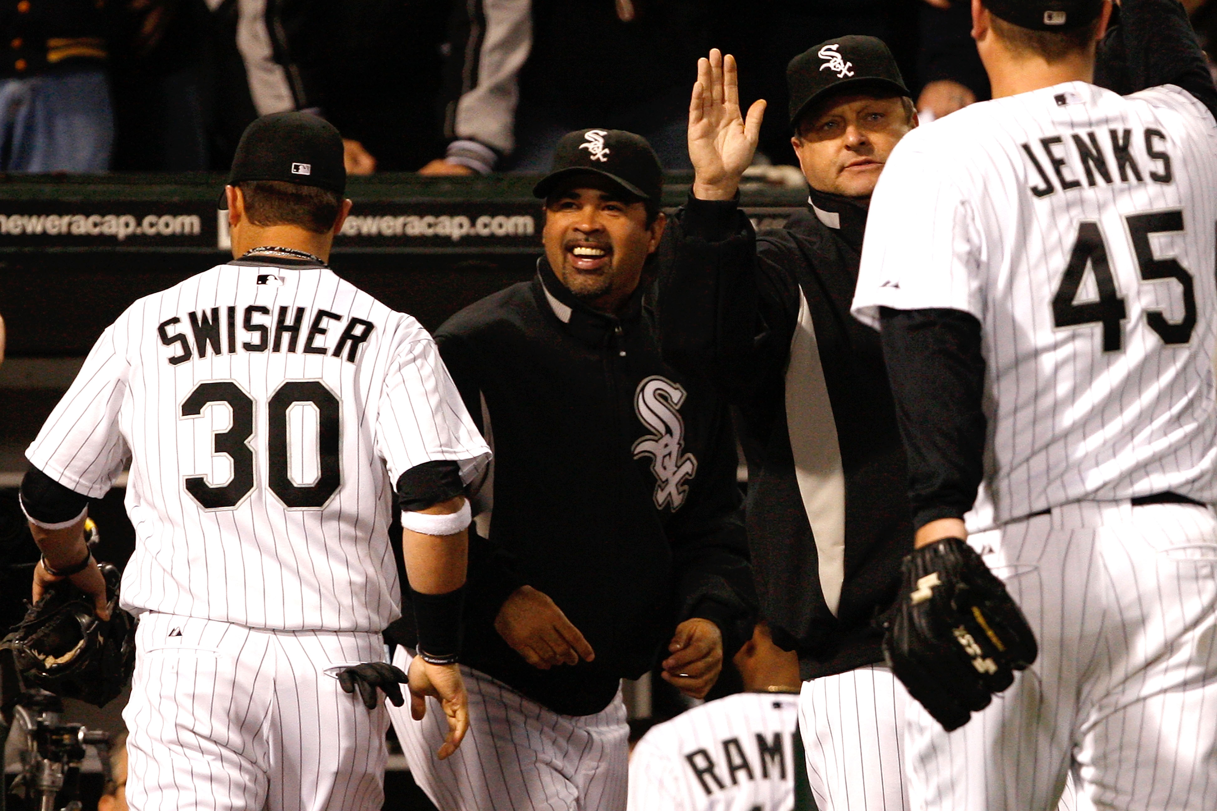 Nick Swisher Isn't the Only Player Ozzie Guillen Had a Problem With