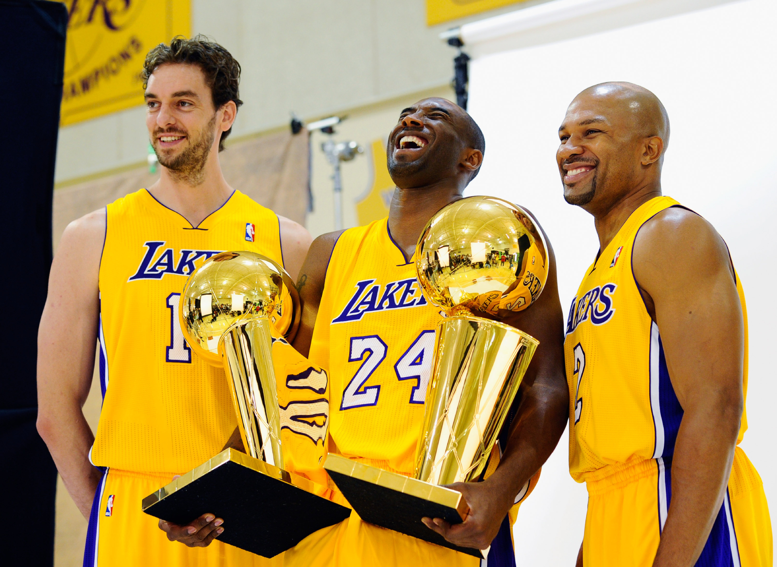Pau Gasol Has a Massive Net Worth After Winning Championships With Kobe Bryant on the Lakers