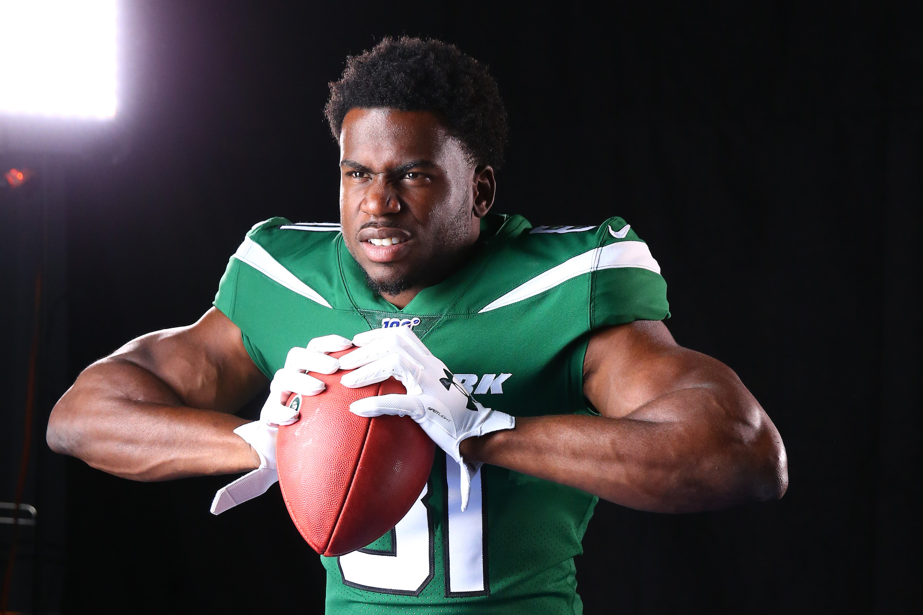 The New York Jets paid Quincy Enunwa $20 million for a single reception.
