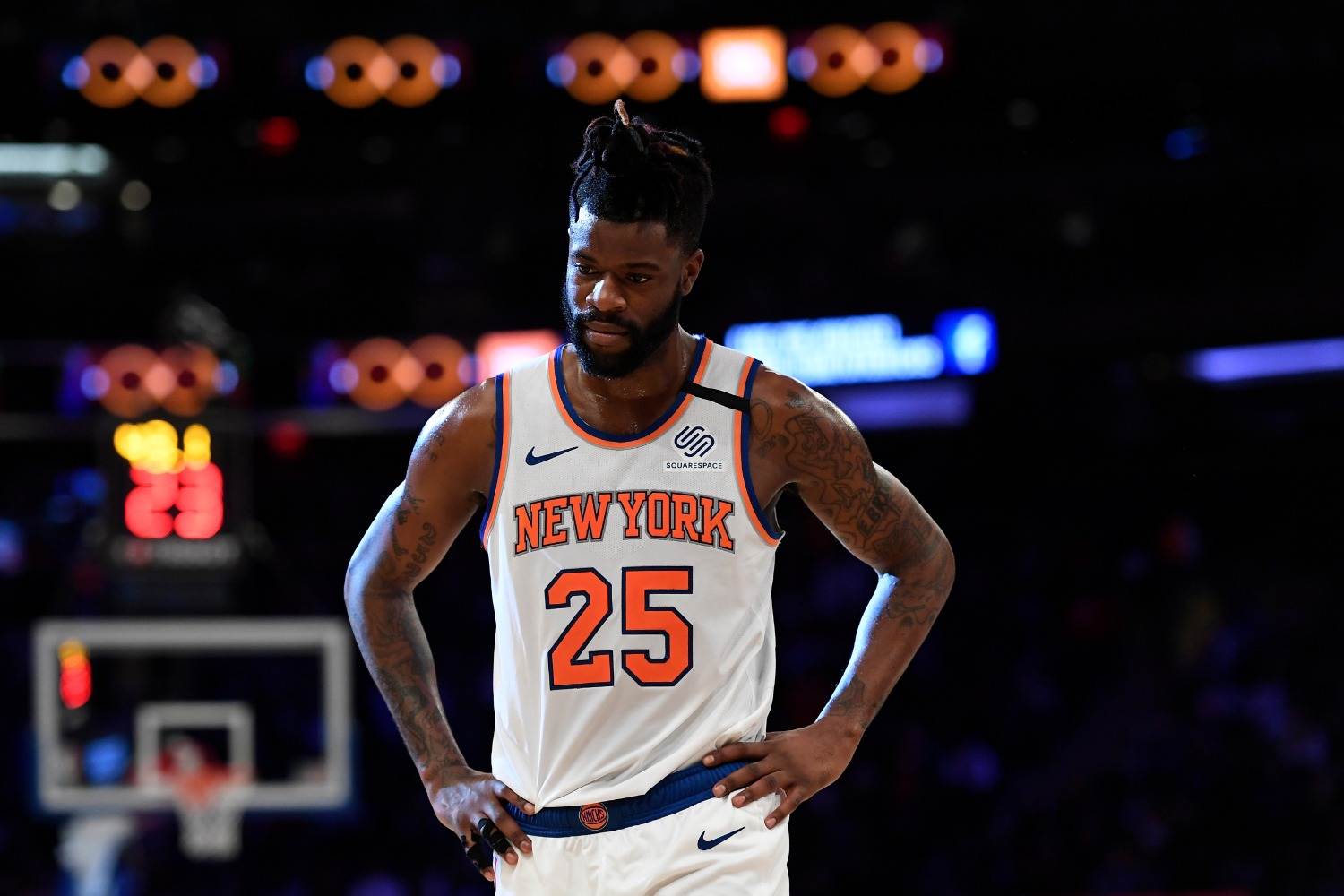 Knicks forward Reggie Bullock suffered devastating losses with the tragic murders of his sisters.