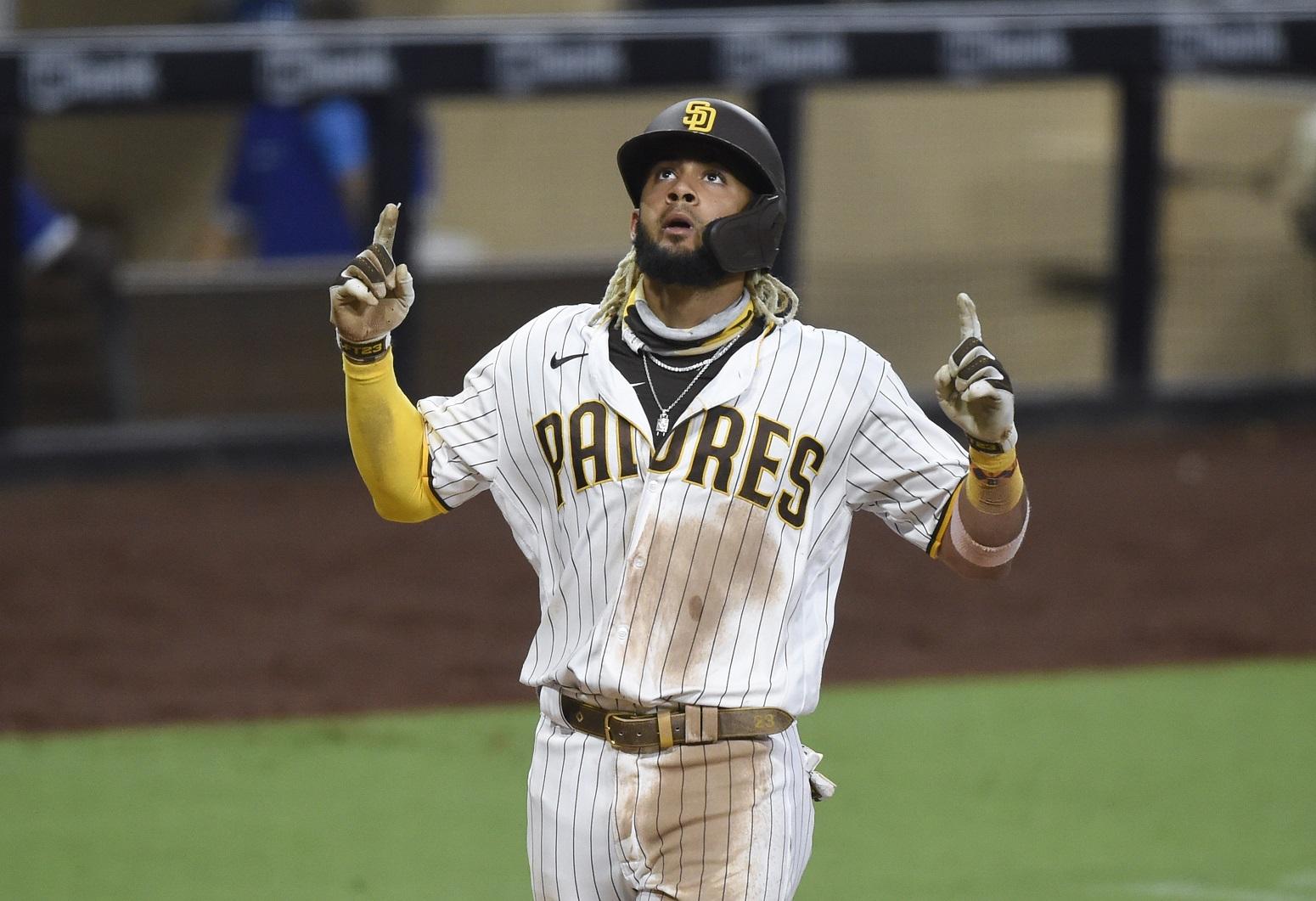 Fernando Tatis Jr. Reggie Jackson MLB