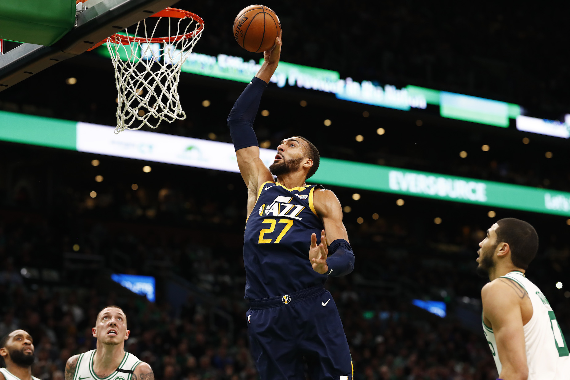 Rudy Gobert's COVID-19 diagnosis could have saved countless lives.