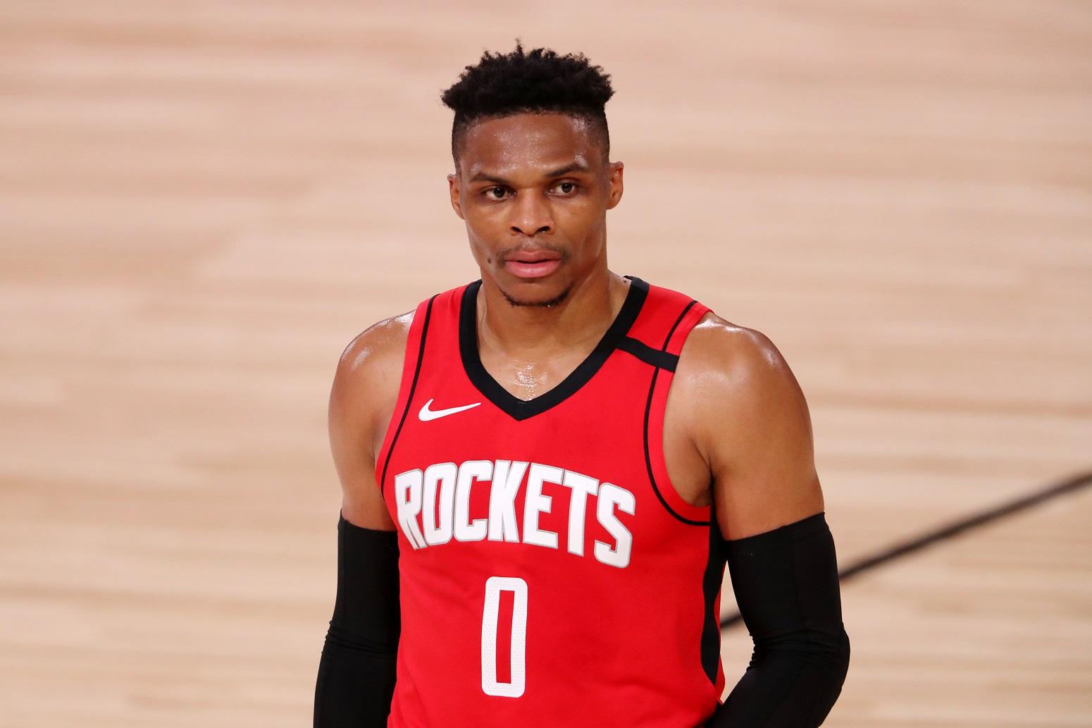 Russell Westbrook Rockets NBA