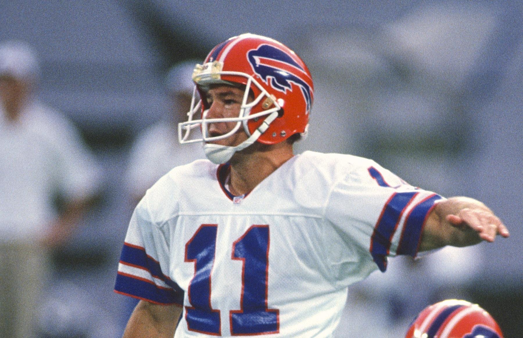 Scott Norwood, Buffalo Bills, Super Bowl 25