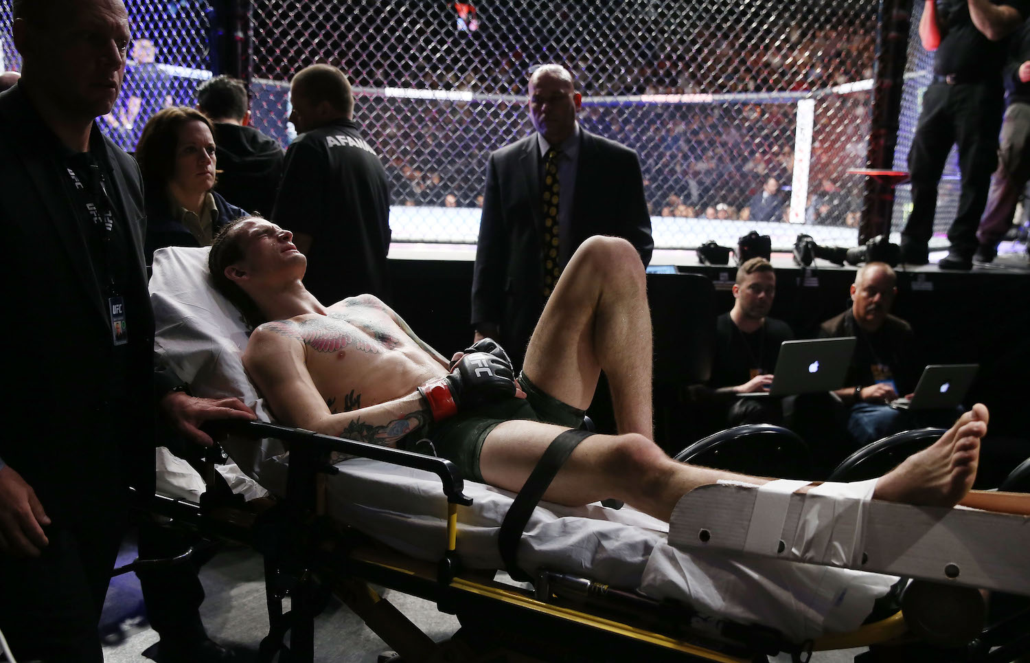 What Happened to UFC Fighter Sean O'Malley's Foot and Could His Career Be Over?