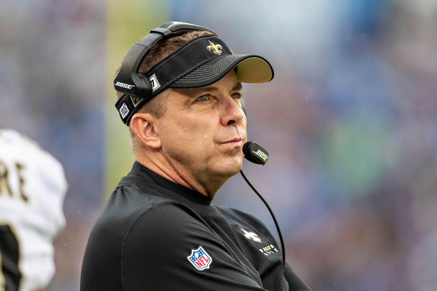 Saints head coach Sean Payton came up with a creative idea to send a message about the Jacob Blake shooting.