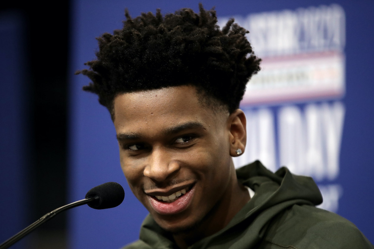 NBA player Shai Gilgeous-Alexander