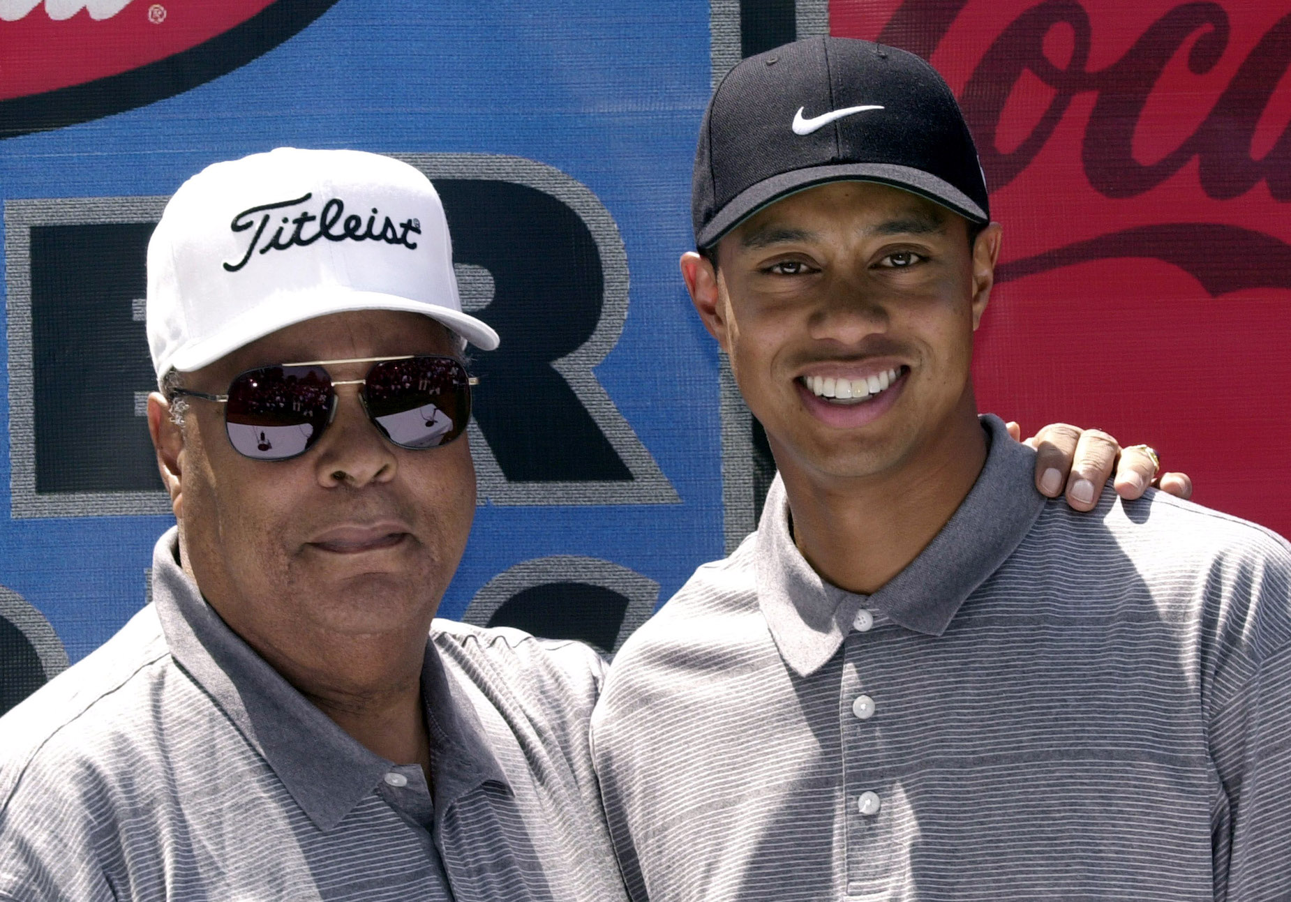 Tiger Woods is actually named after his father's long-lost buddy from Vietnam.