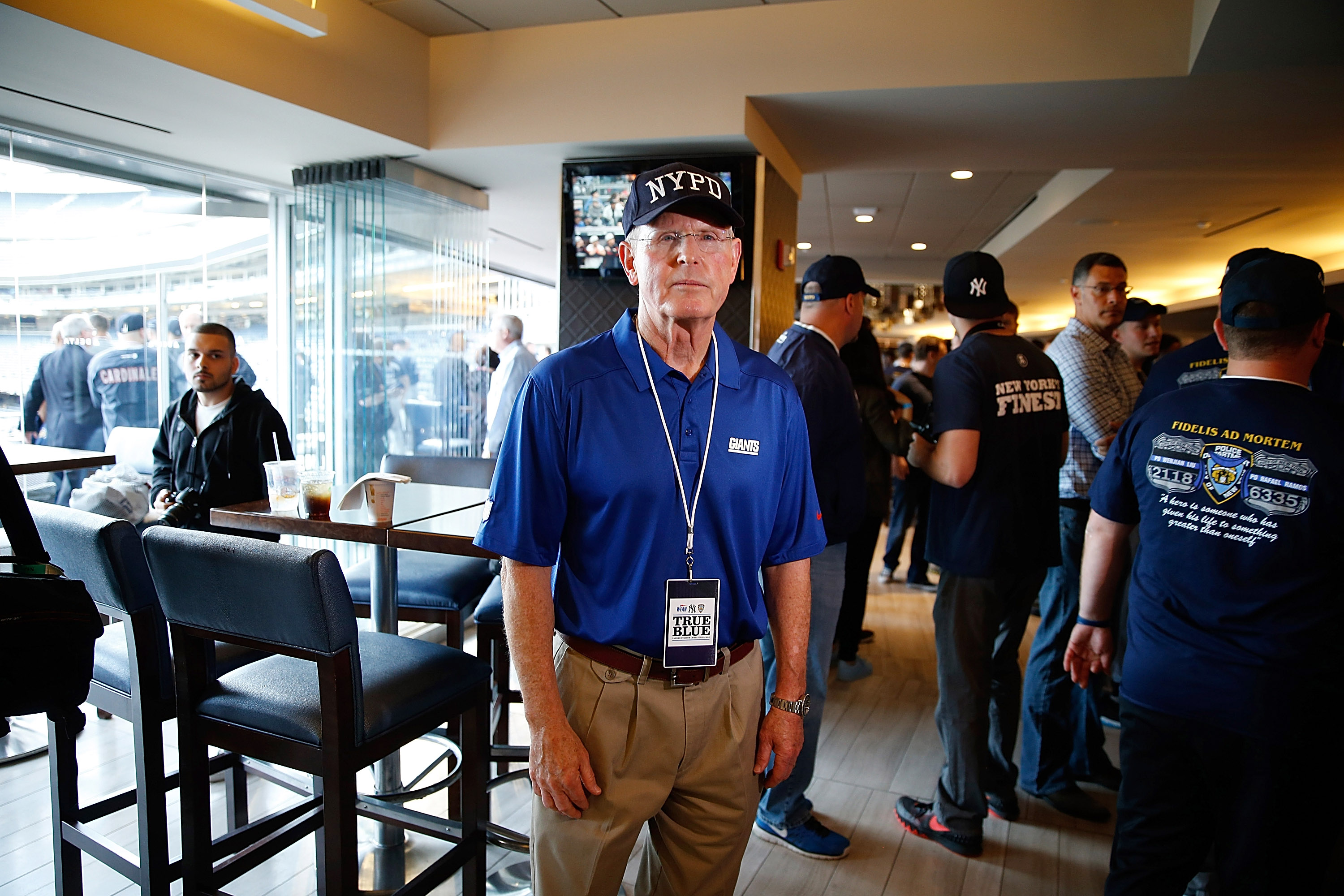 NFL's Tom Coughlin