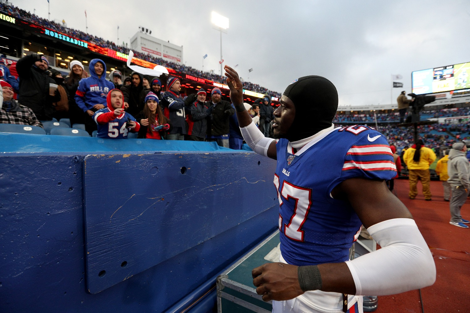 Tre'Davious White just gave Bills fans the news they desperately needed to hear about his status for the 2020 NFL season.
