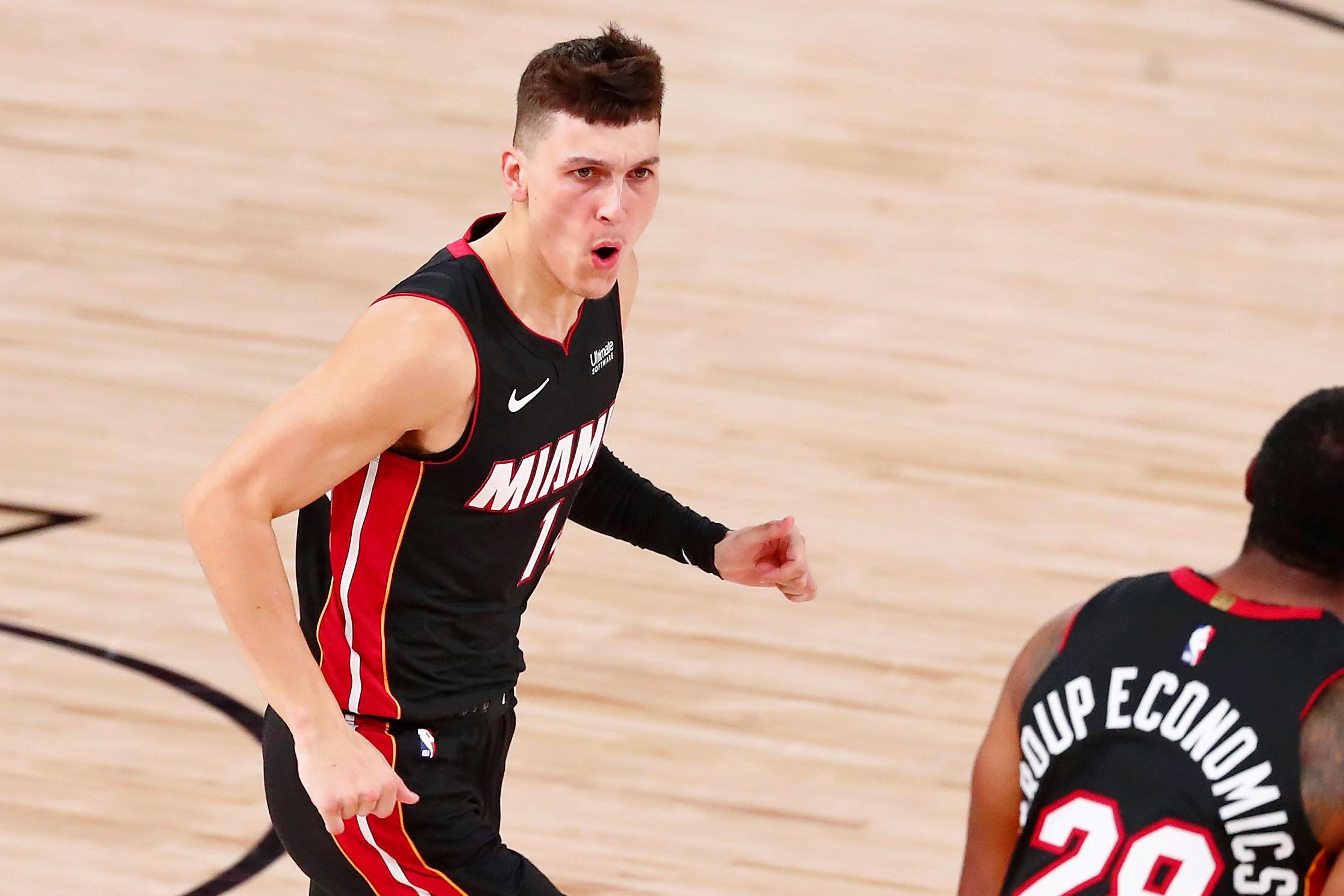 Miami Heat's Tyler Herro