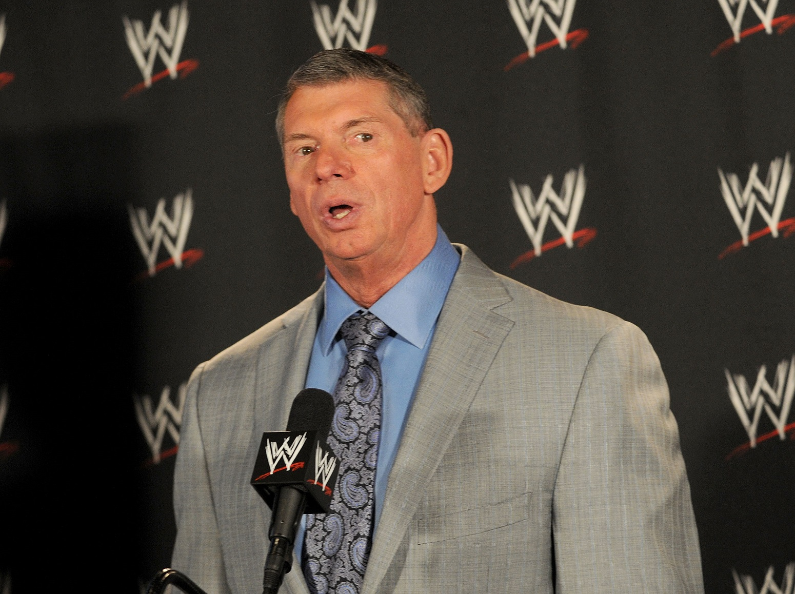 WWE Vince McMahon KKK incident