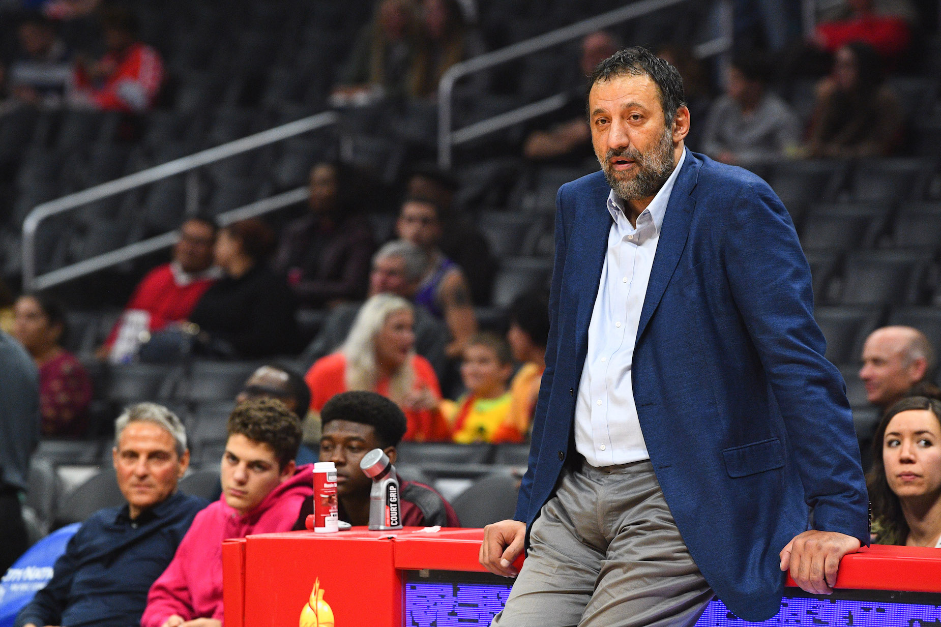 Vlade Divac wasn't much of a general manager but he was a pretty good player.
