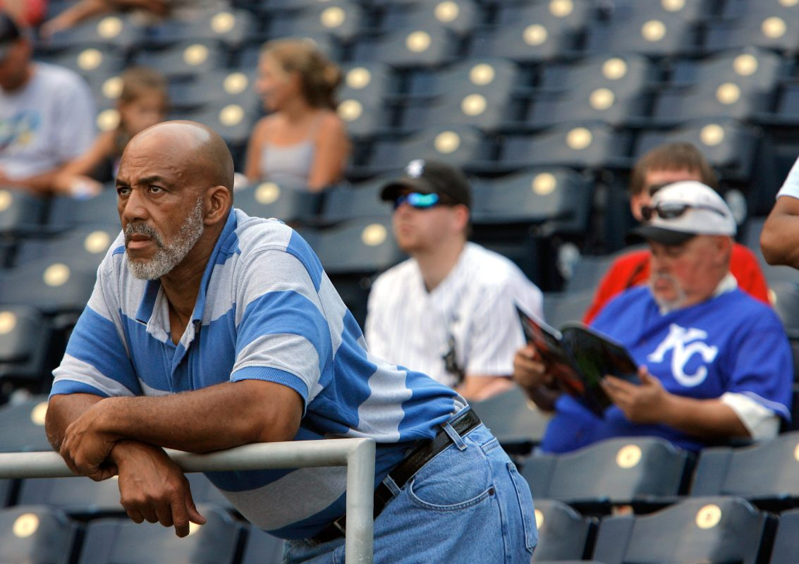Kansas City Royals star Willie Mays Aikens struggled with cocaine during and after his career. He's spent the past decade giving back.