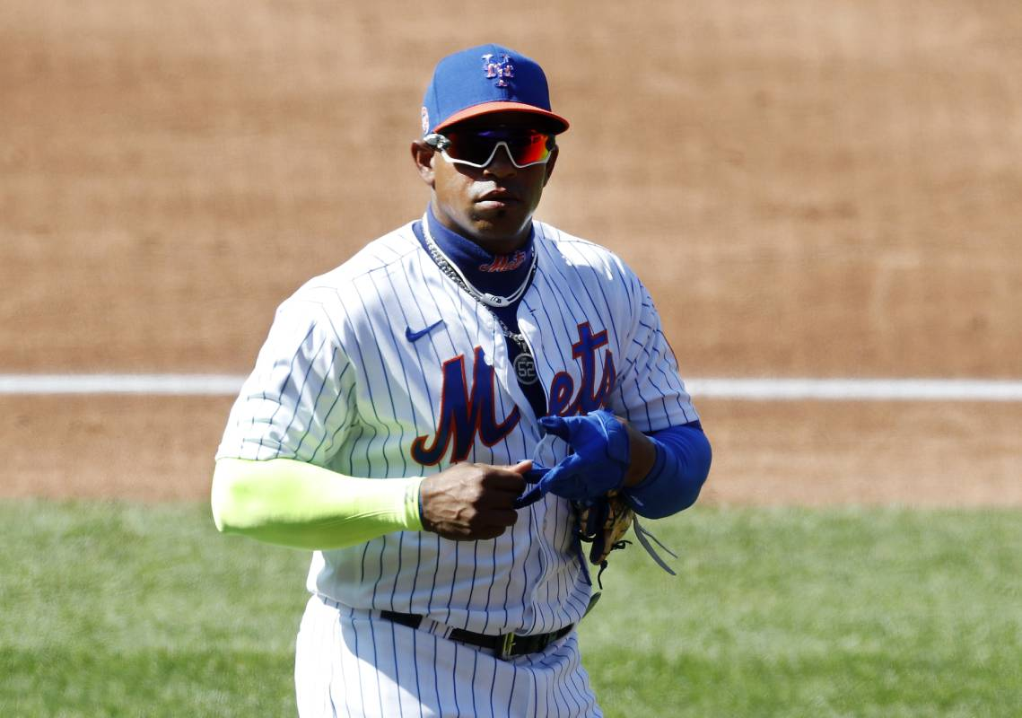 New York Mets outfielder Yoenis Céspedes missed most of the last three seasons with injuries -- and now, an opt out.