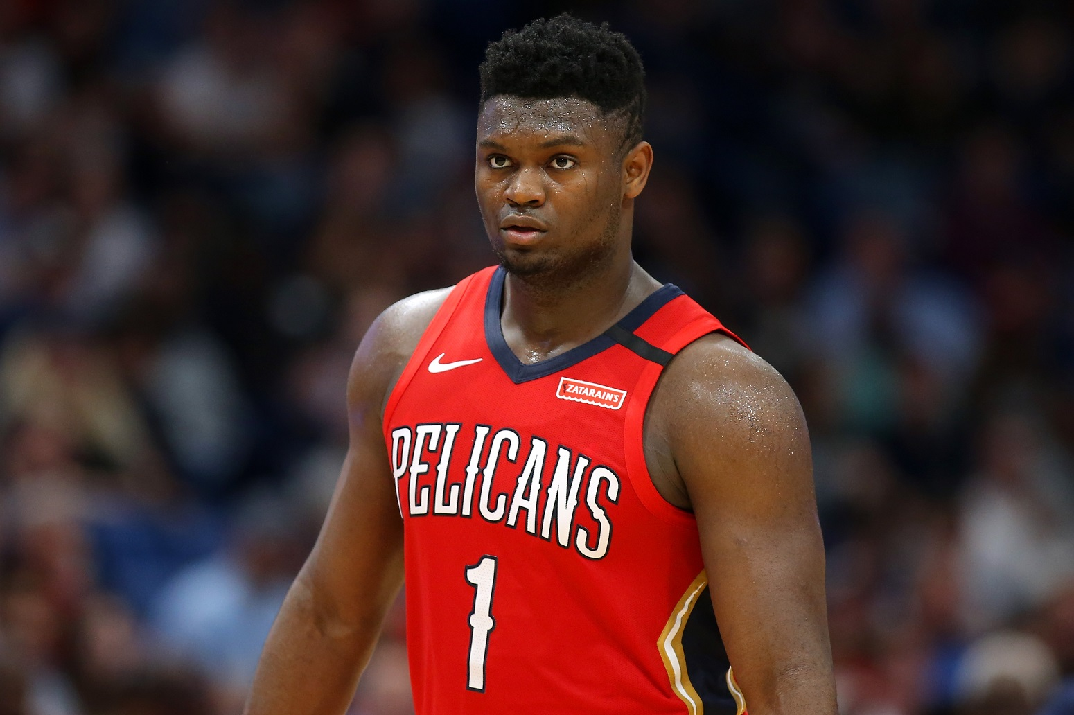 Zion Williamson Is Sick of Fans Talking About His Weight