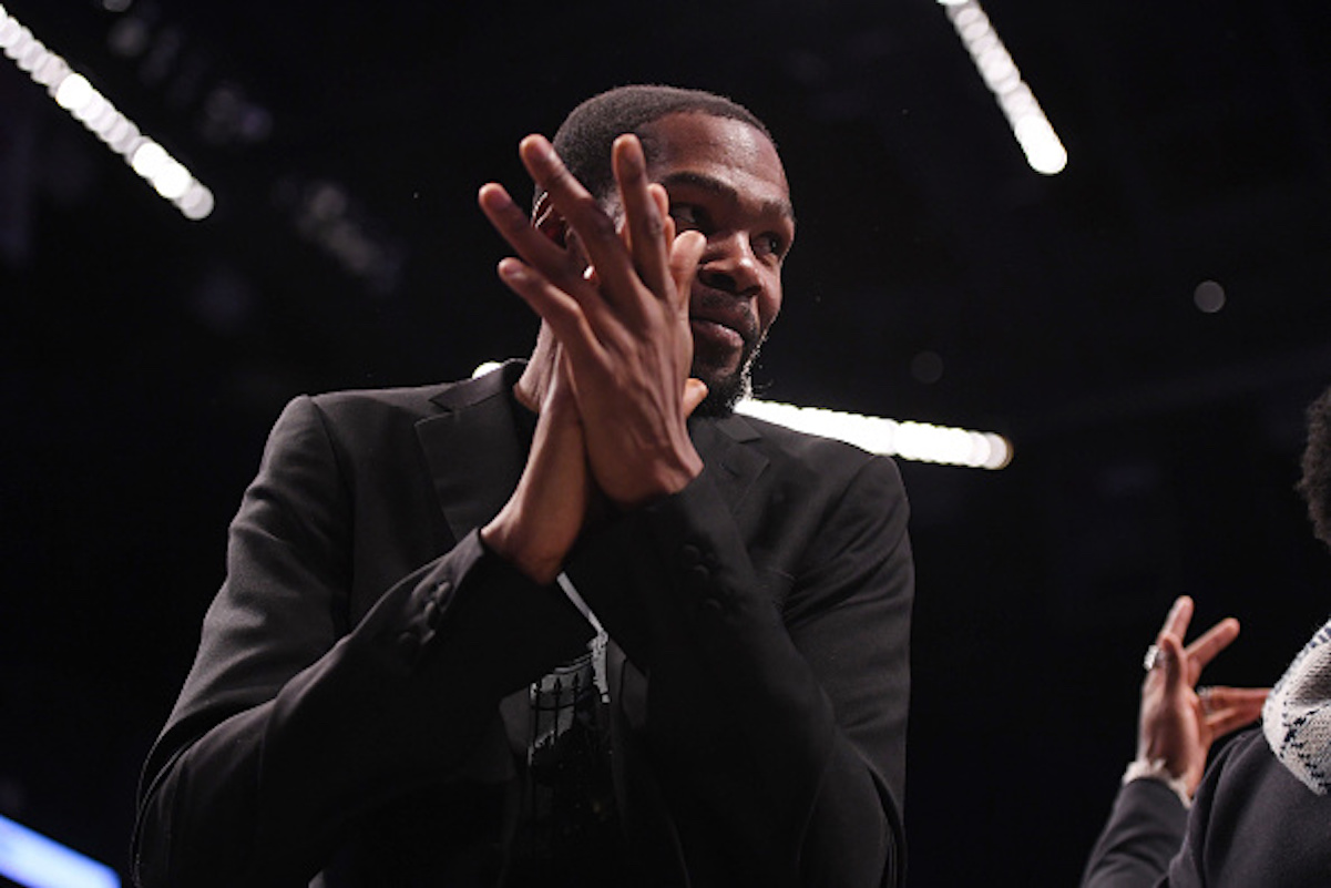 Who was Kevin Durant's First NBA Coach?