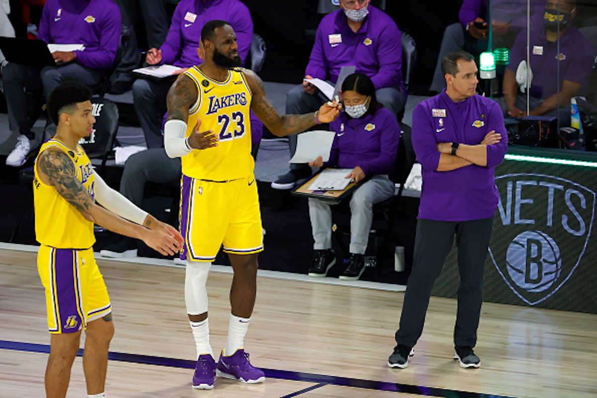 LeBron James and the Lakers Won't Make It to the 2020 NBA ...