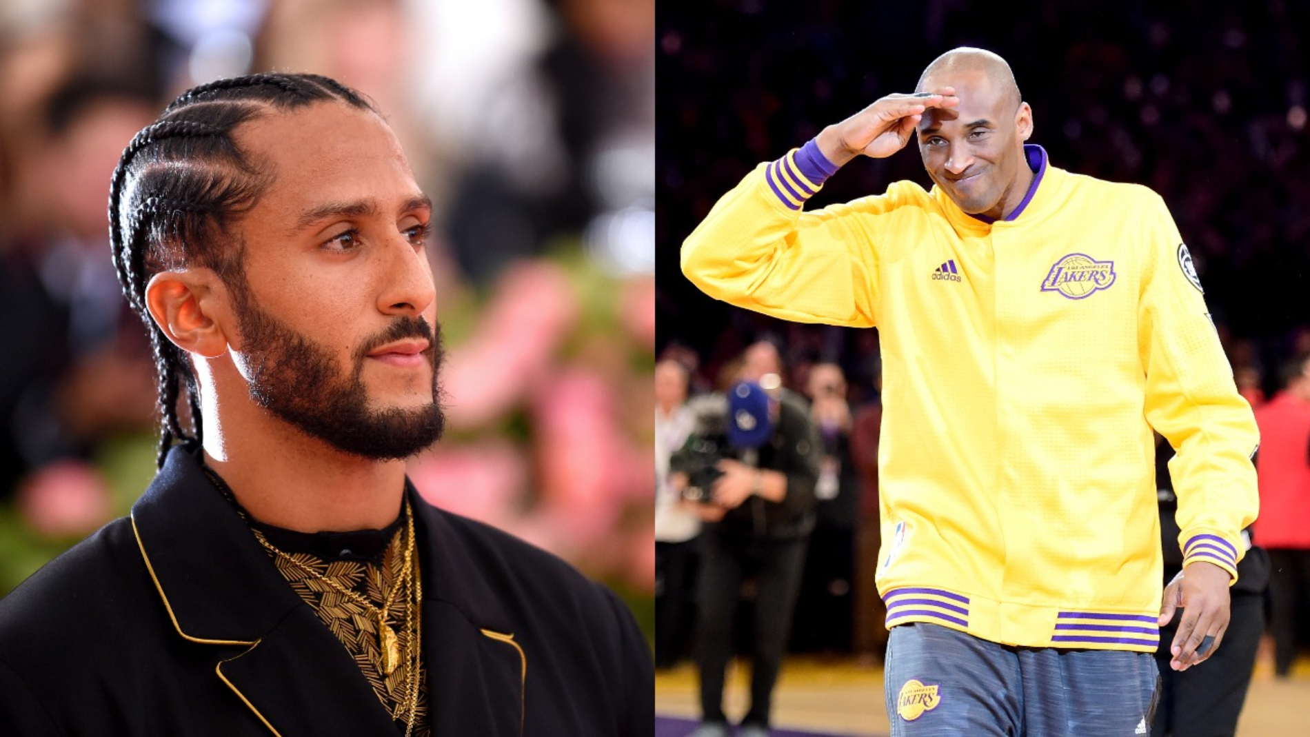 While many people are posting tributes to Kobe Bryant on his birthday, Colin Kaepernick's Know Your Rights Camp also honored Bryant.