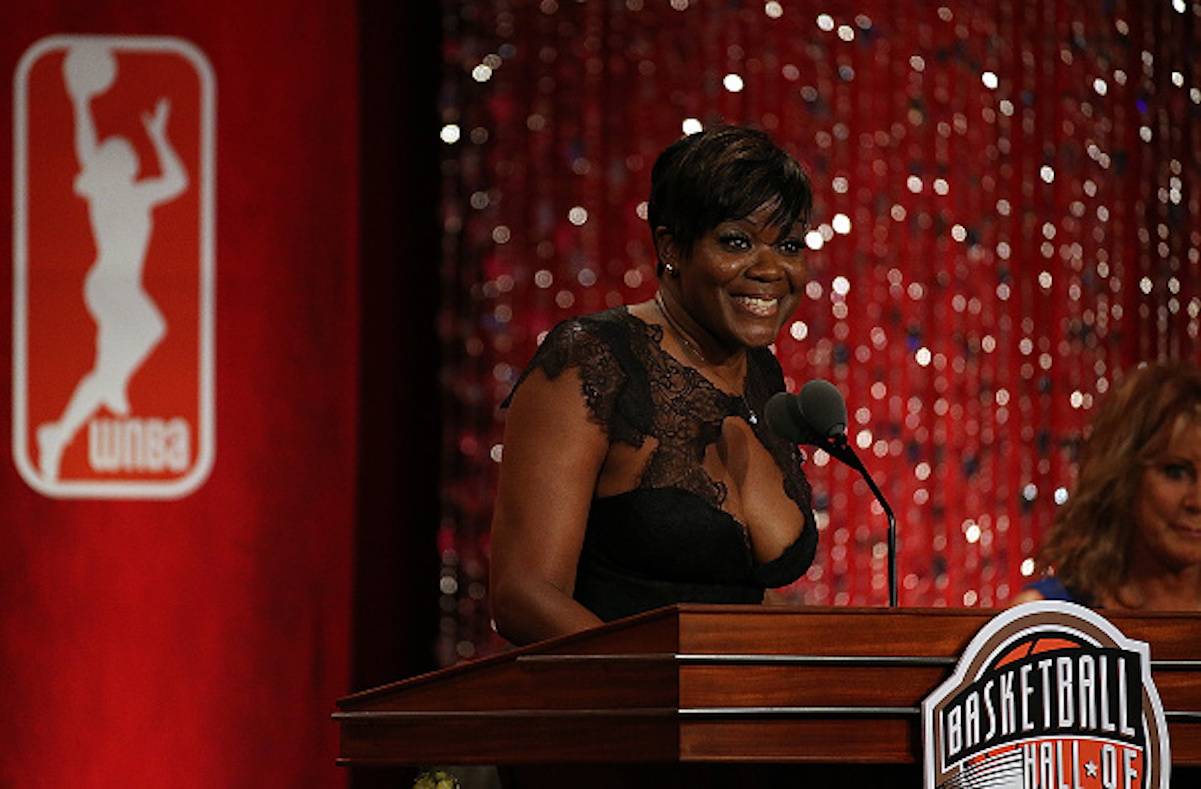 Sheryl Swoopes, the First Woman to Sign a WNBA Contract, Helped Pave the Way for Women in Basketball