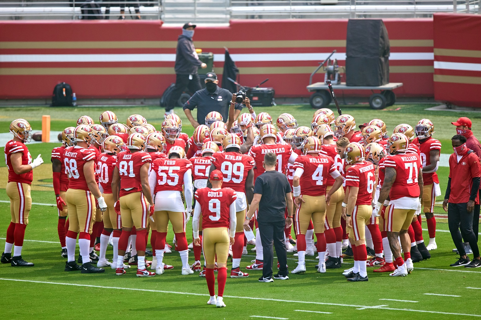 49ers suffered massive blow defense