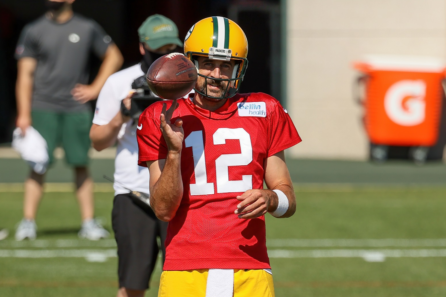 Aaron Rodgers Packers fans NFL