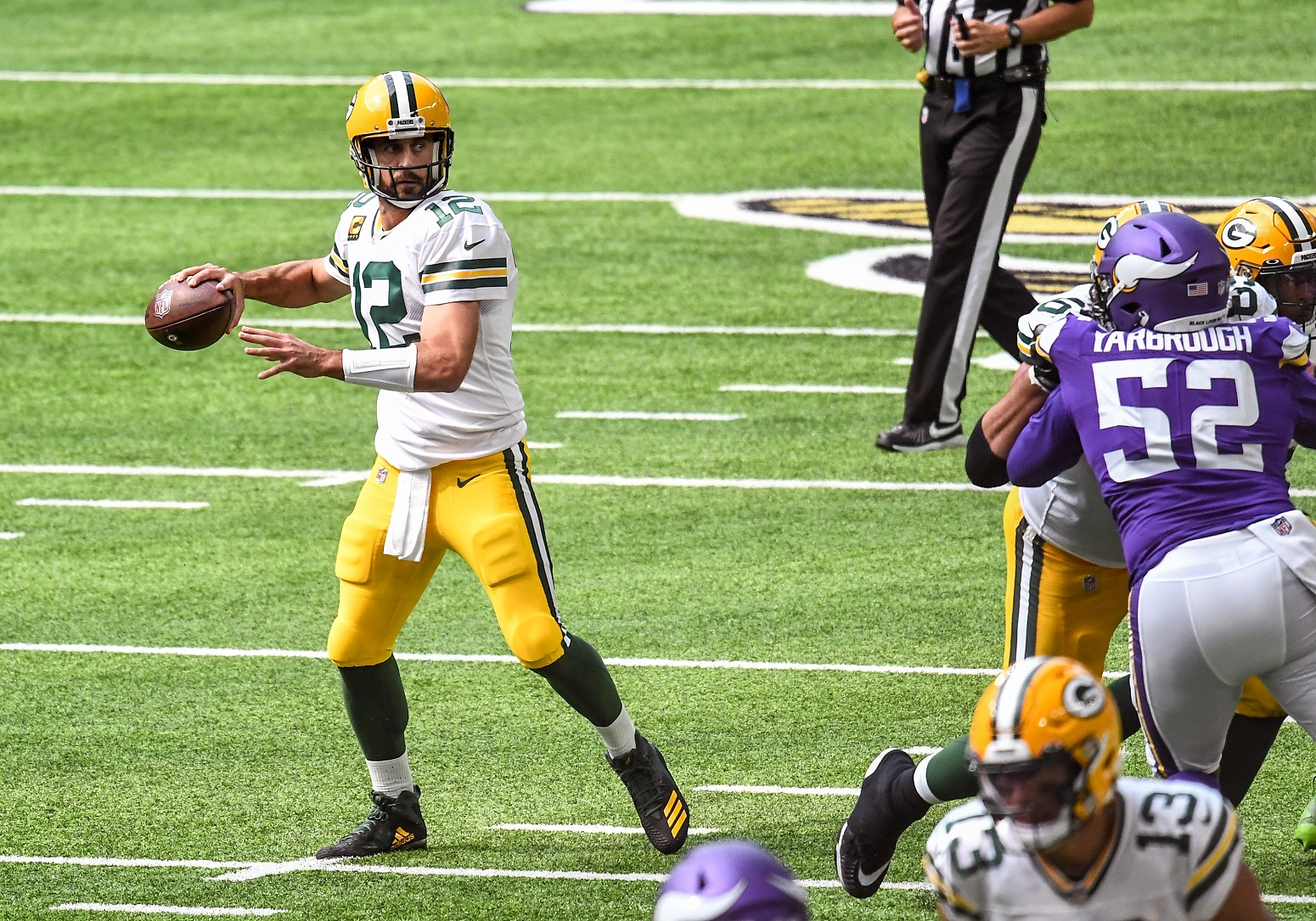 Aaron Rodgers Packers NFL