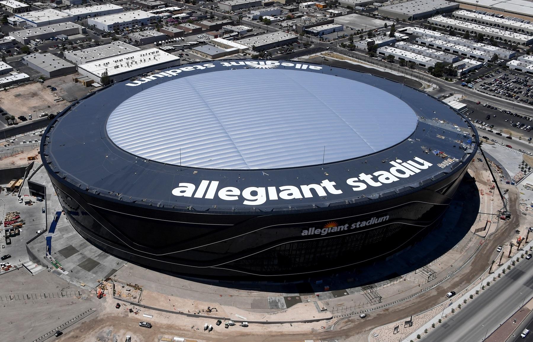 Allegiant Stadium, Las Vegas