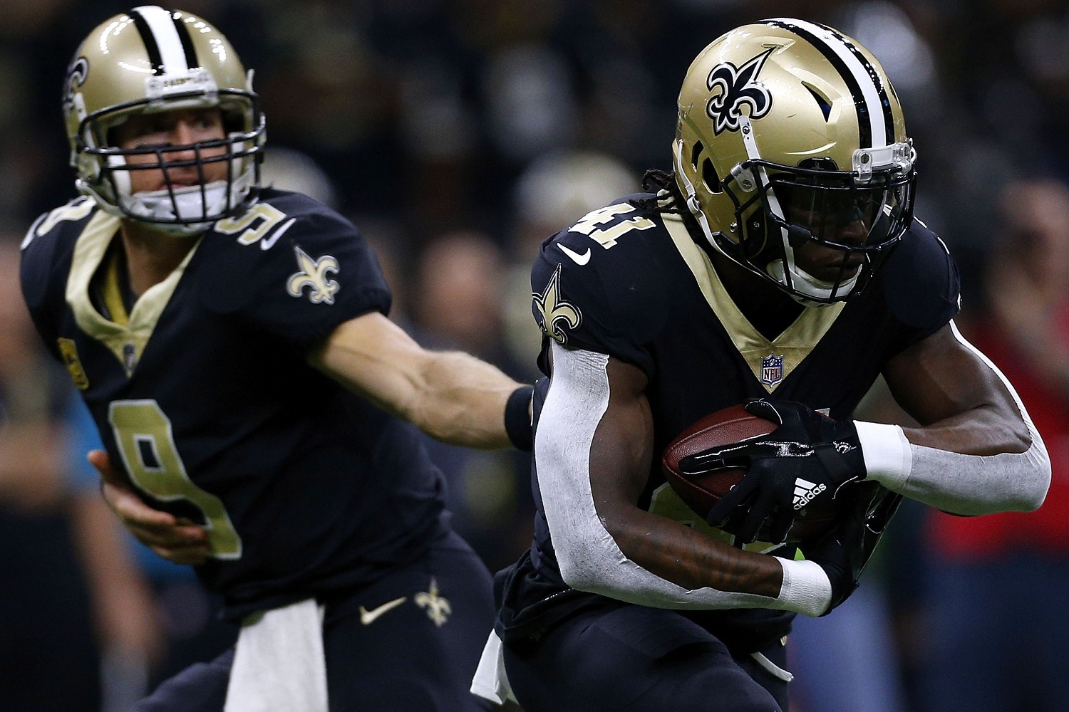 By signing Alvin Kamara to a $75 million extension, the New Orleans Saints sent a clear message about the future of the franchise after Drew Brees.