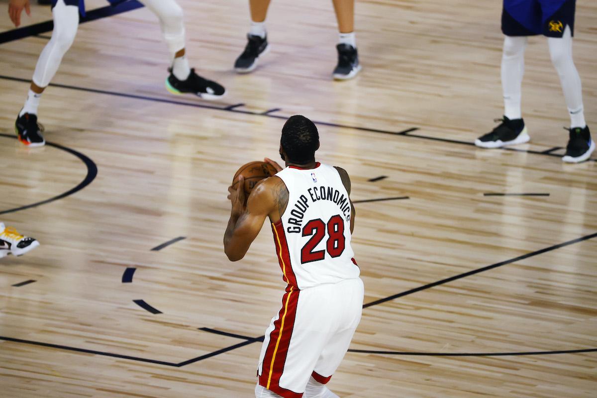 Miami Heat's Andre Iguodala