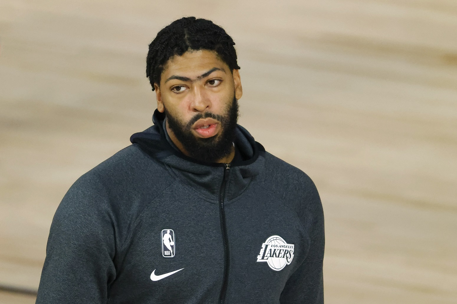 Anthony Davis Lakers free agency