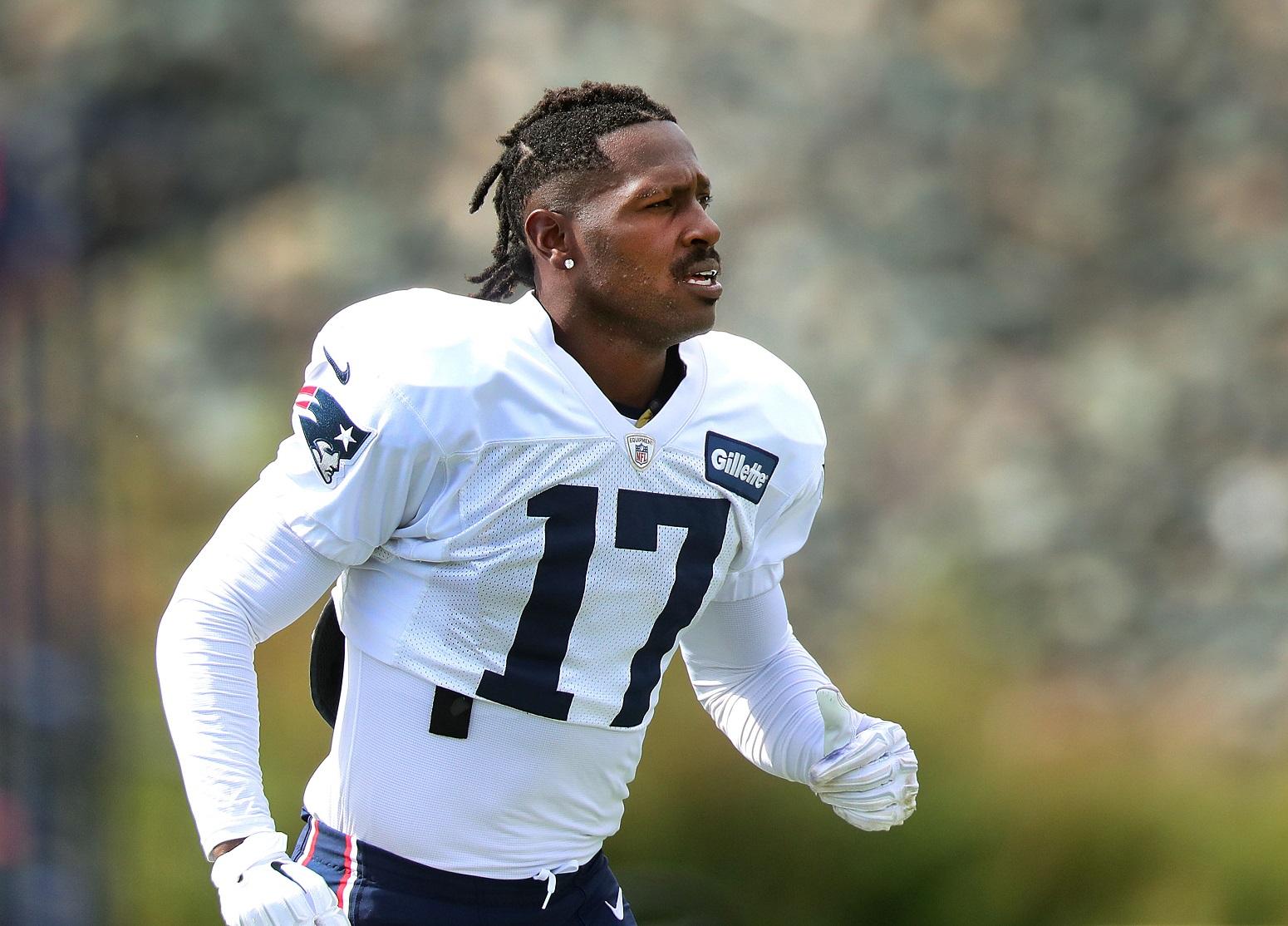 Antonio Brown NFL return