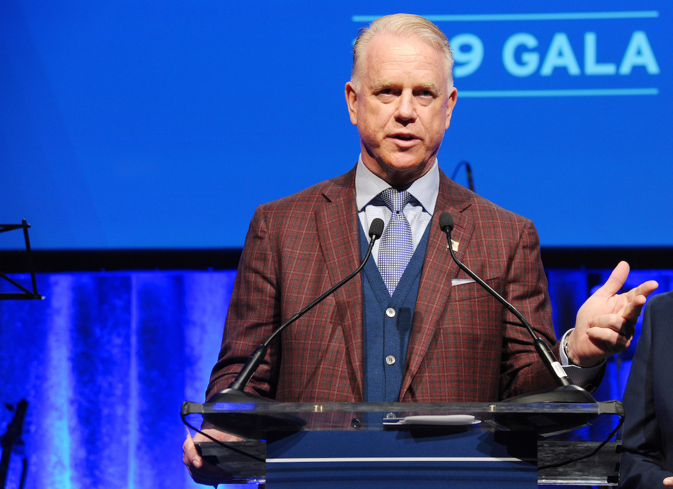 Boomer Esiason's nickname has nothing to do with his athletic abilities.