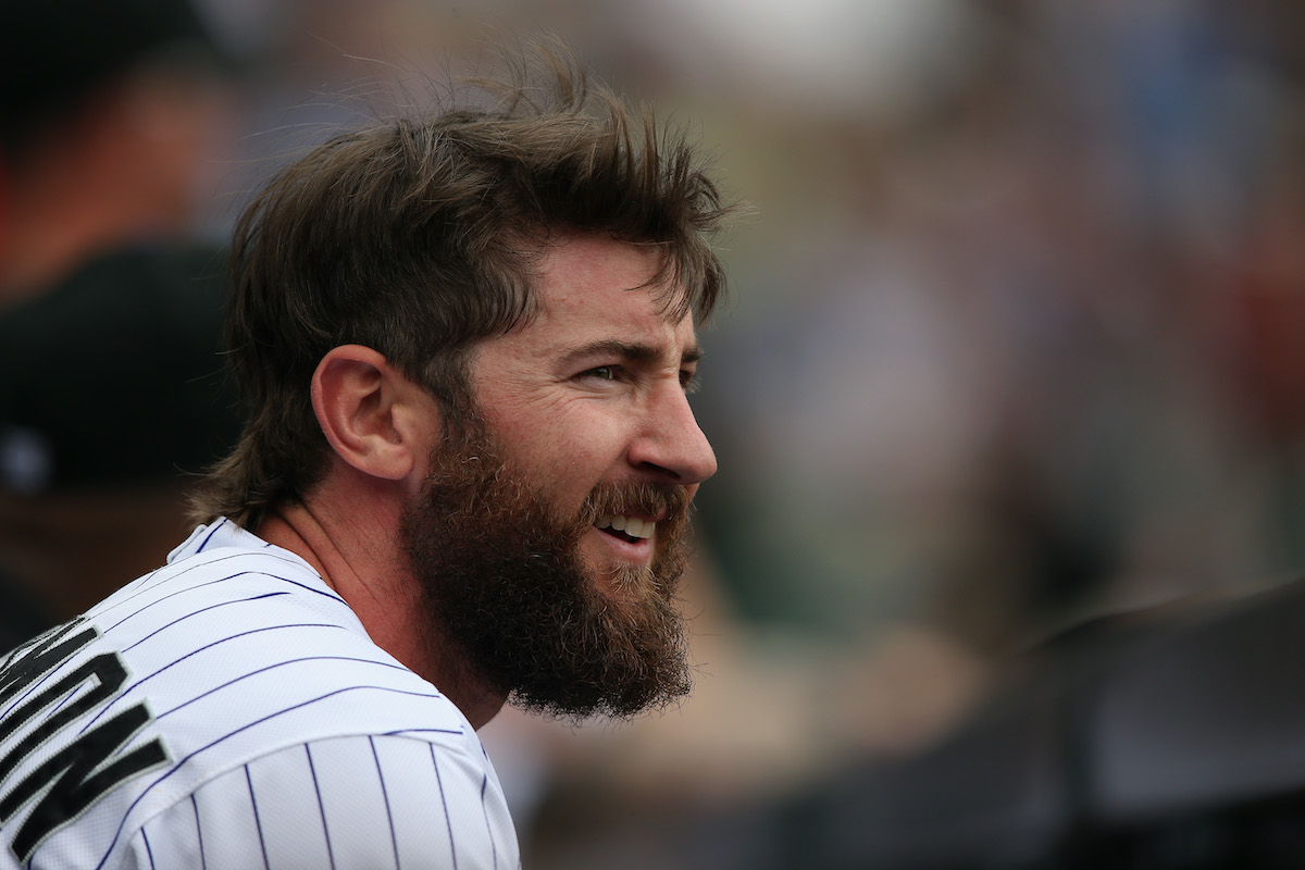 The Rockies' Charlie Blackmon Doesn't Even Believe in His Own Hitting Record: 'It'll Be an Asterisk'
