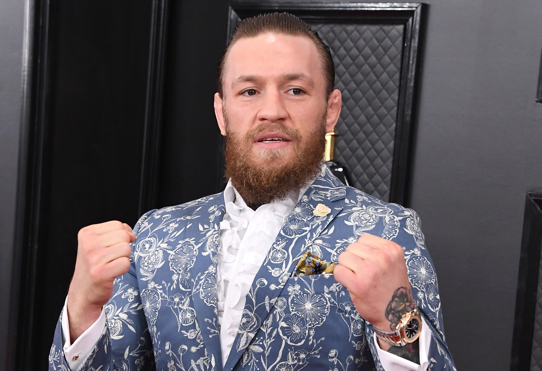 Conor McGregor Denies Being Arrested During Bizarre Vacation Trip